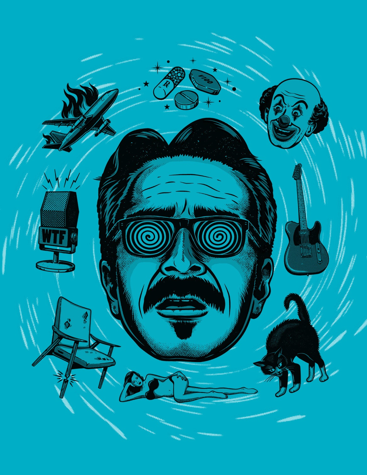 WTF Podcast with Marc Maron  View case study