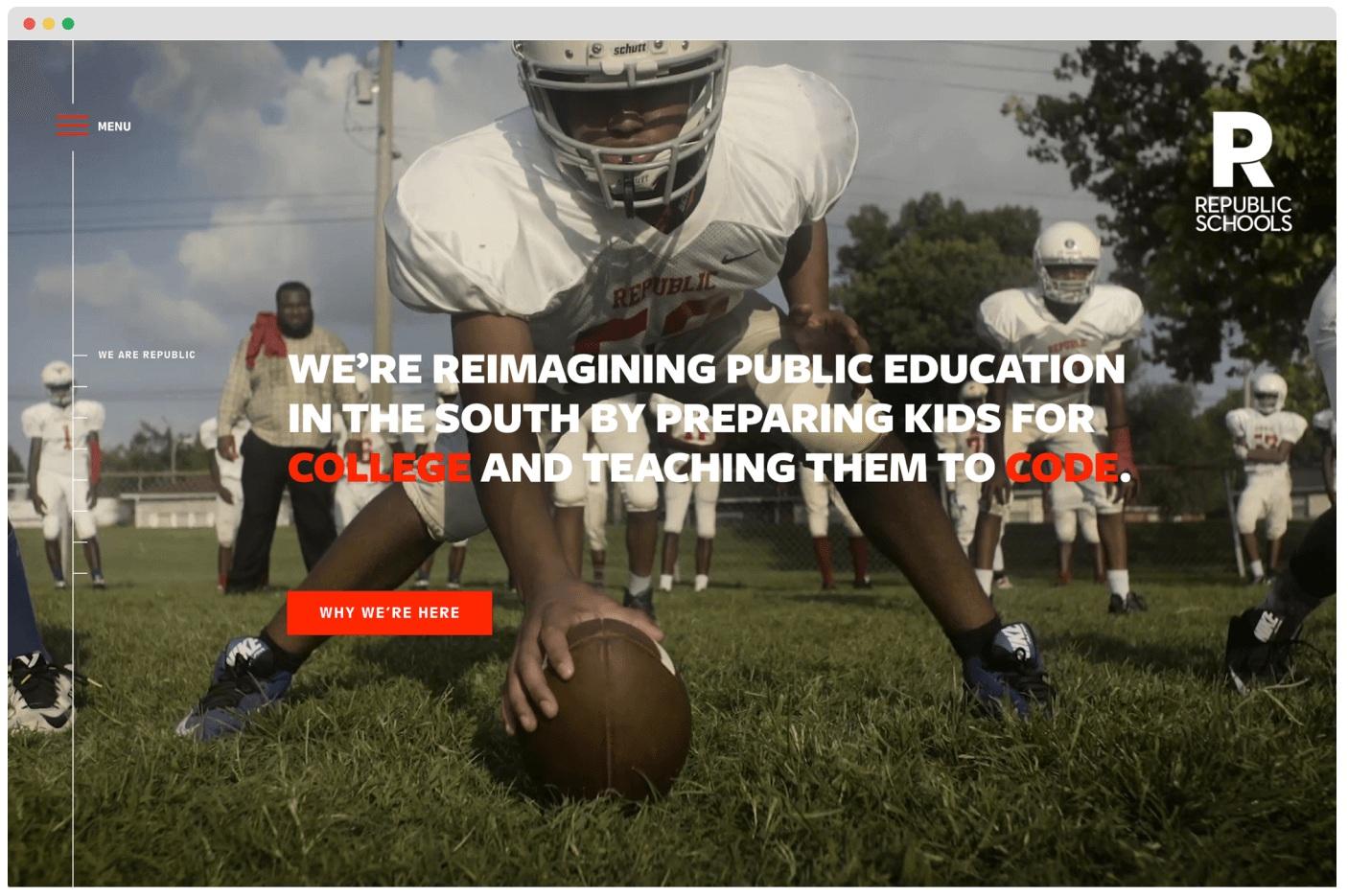 RePublic Charter Schools - WEBView case study →