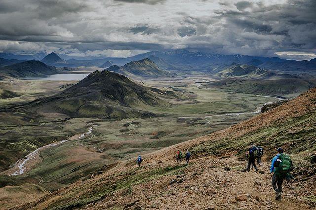 Amazing Iceland ❤️ #icelandhiking #iceland #hikingadventures