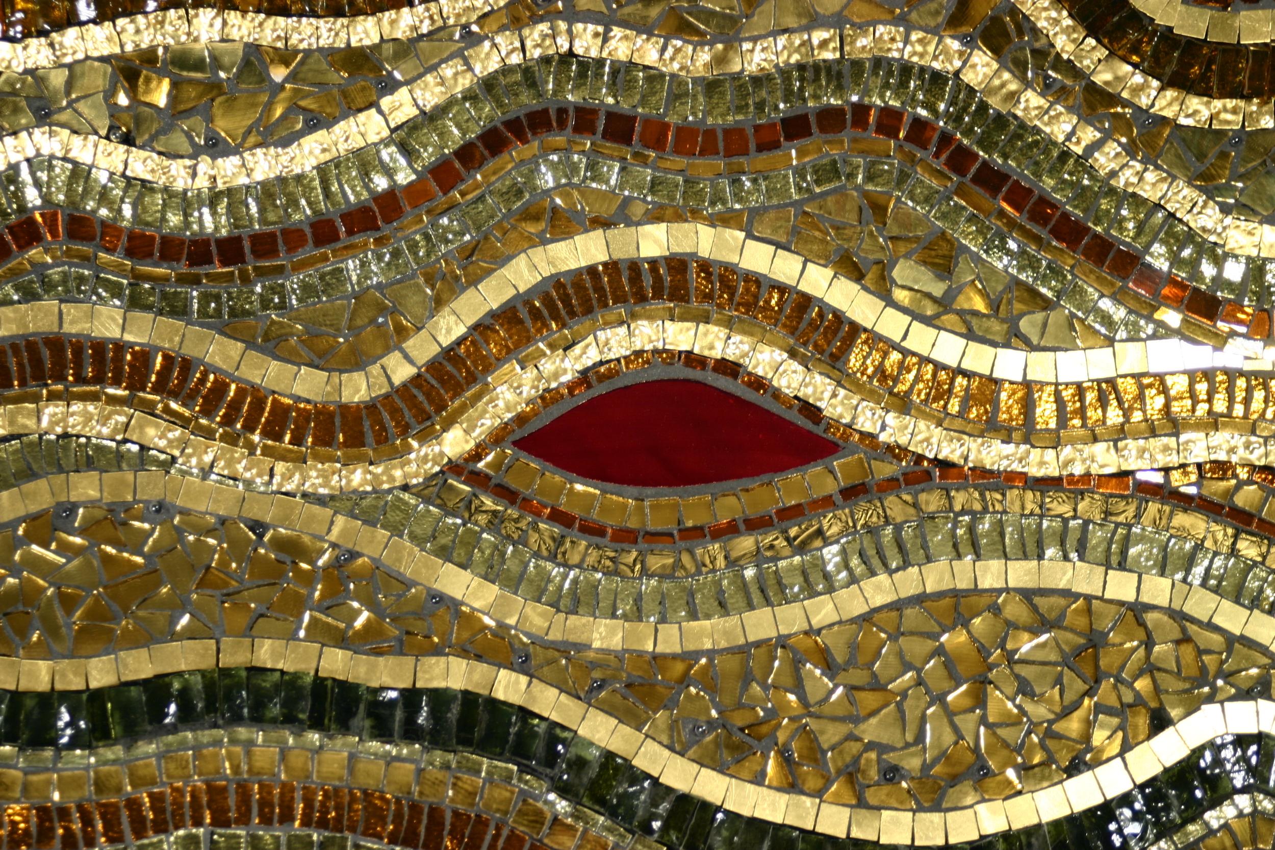 Christina's mosaic work