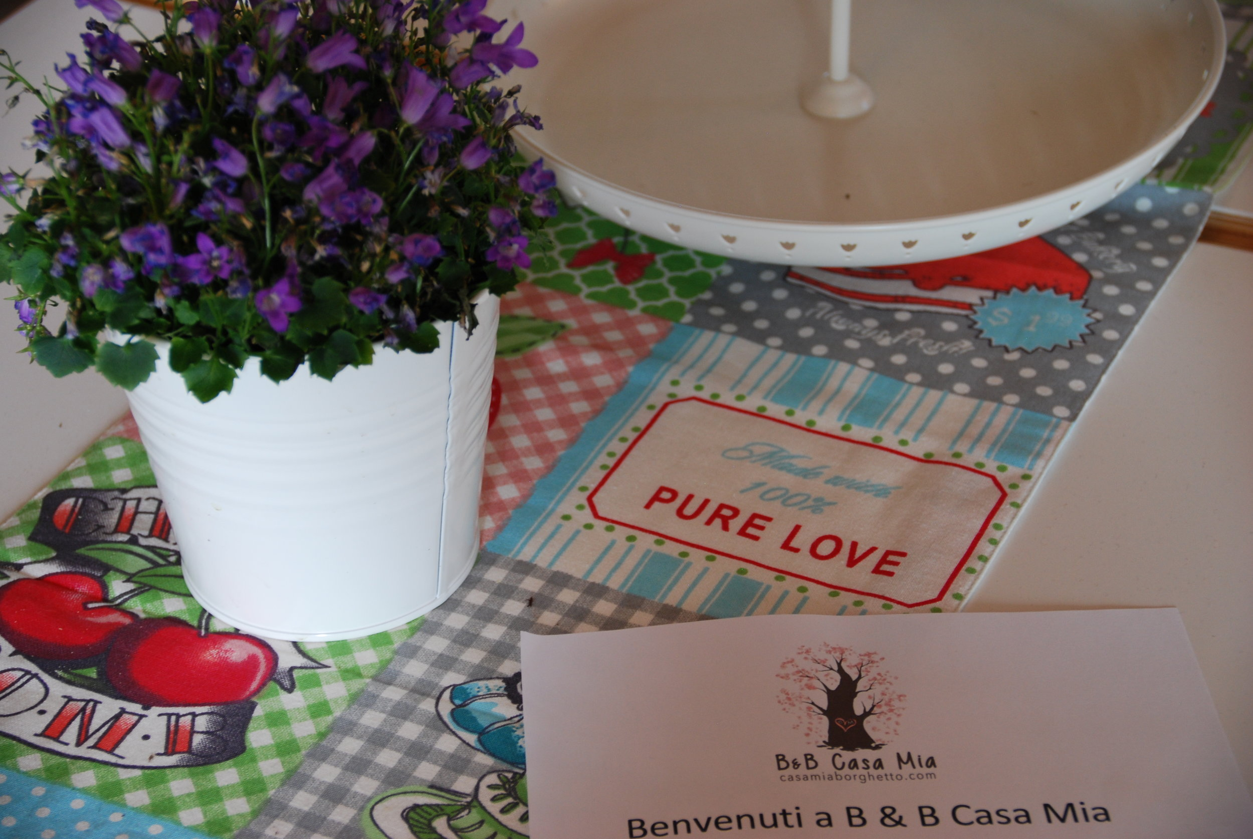 Bed and Breakfast Casa Mia  - Image: Emma Cuthbertson