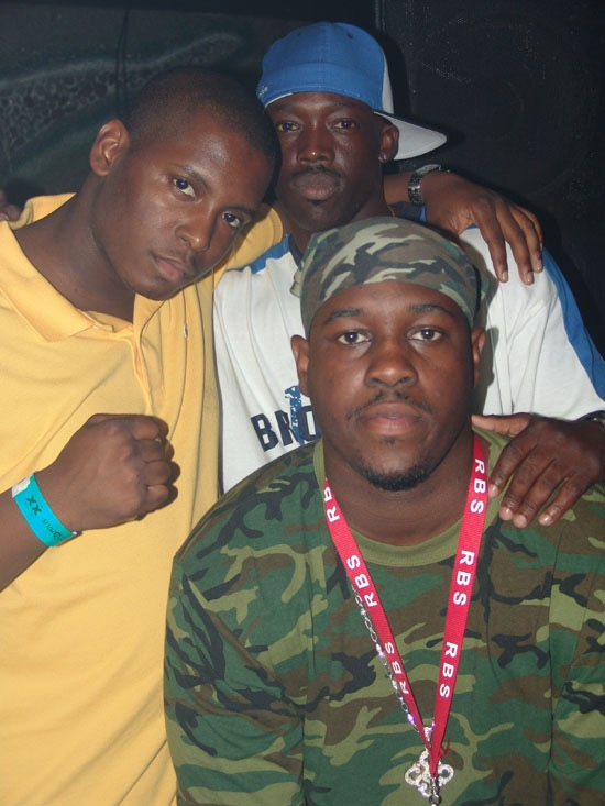 DJ Self, O International & Complex