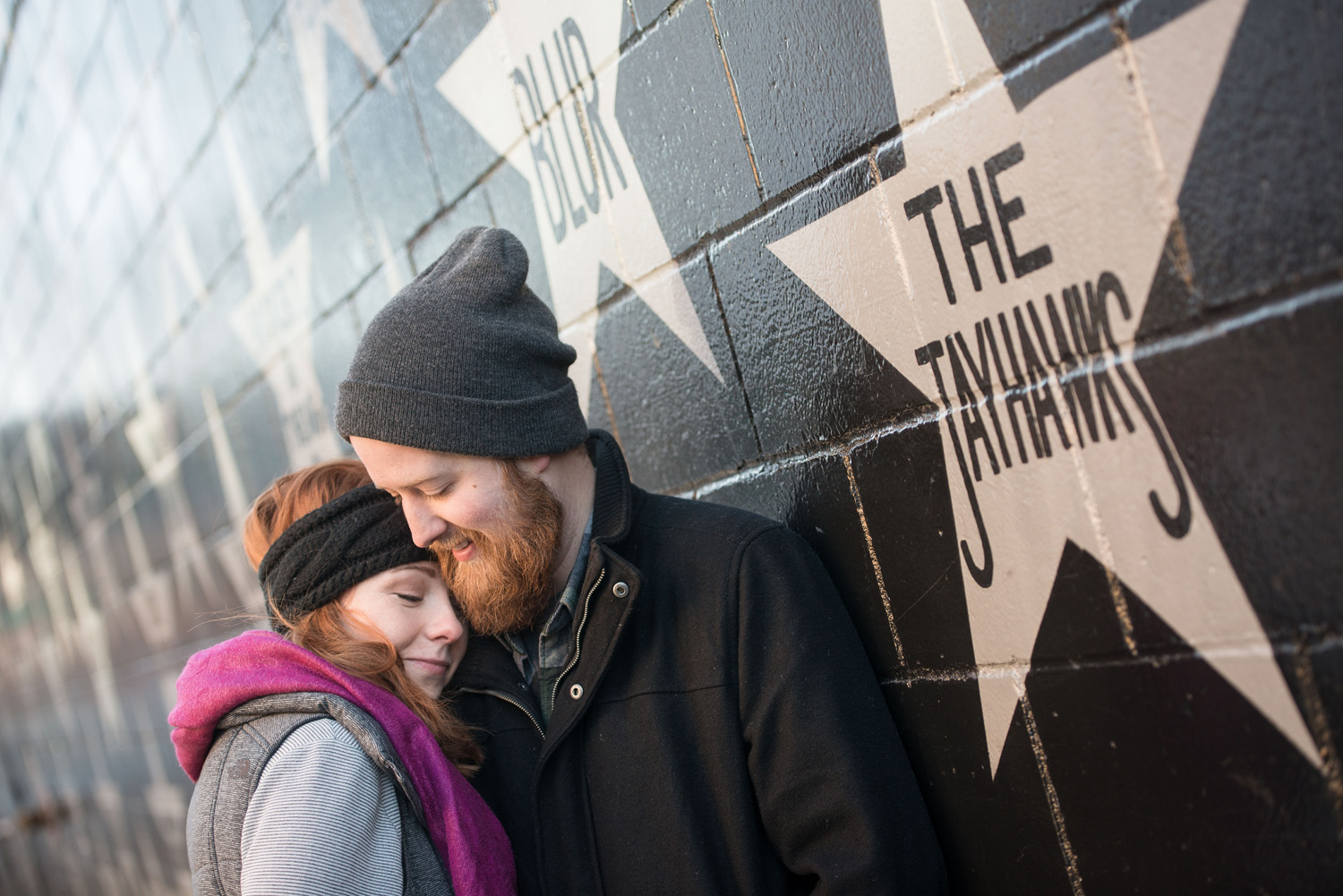 minneapolis engagement photographer first avenue
