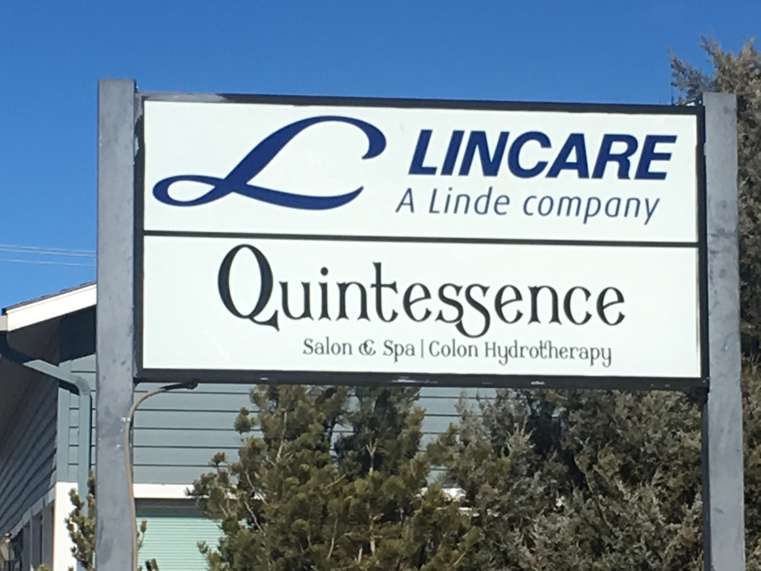 Because you never know where you might find the Quintessence of Life. Colon Hydrotherapy included.