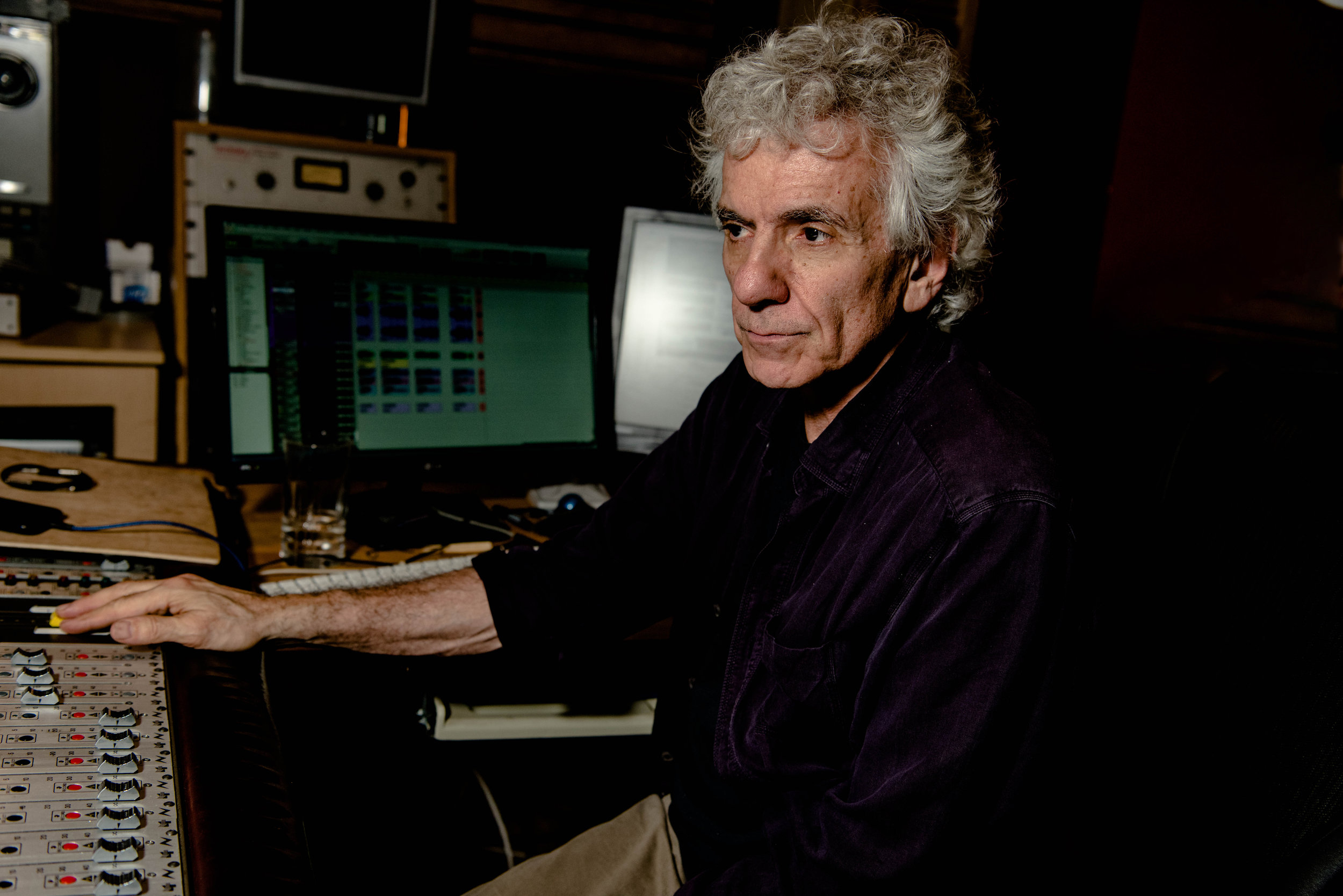 Legendary audio engineer Steve Addabbo