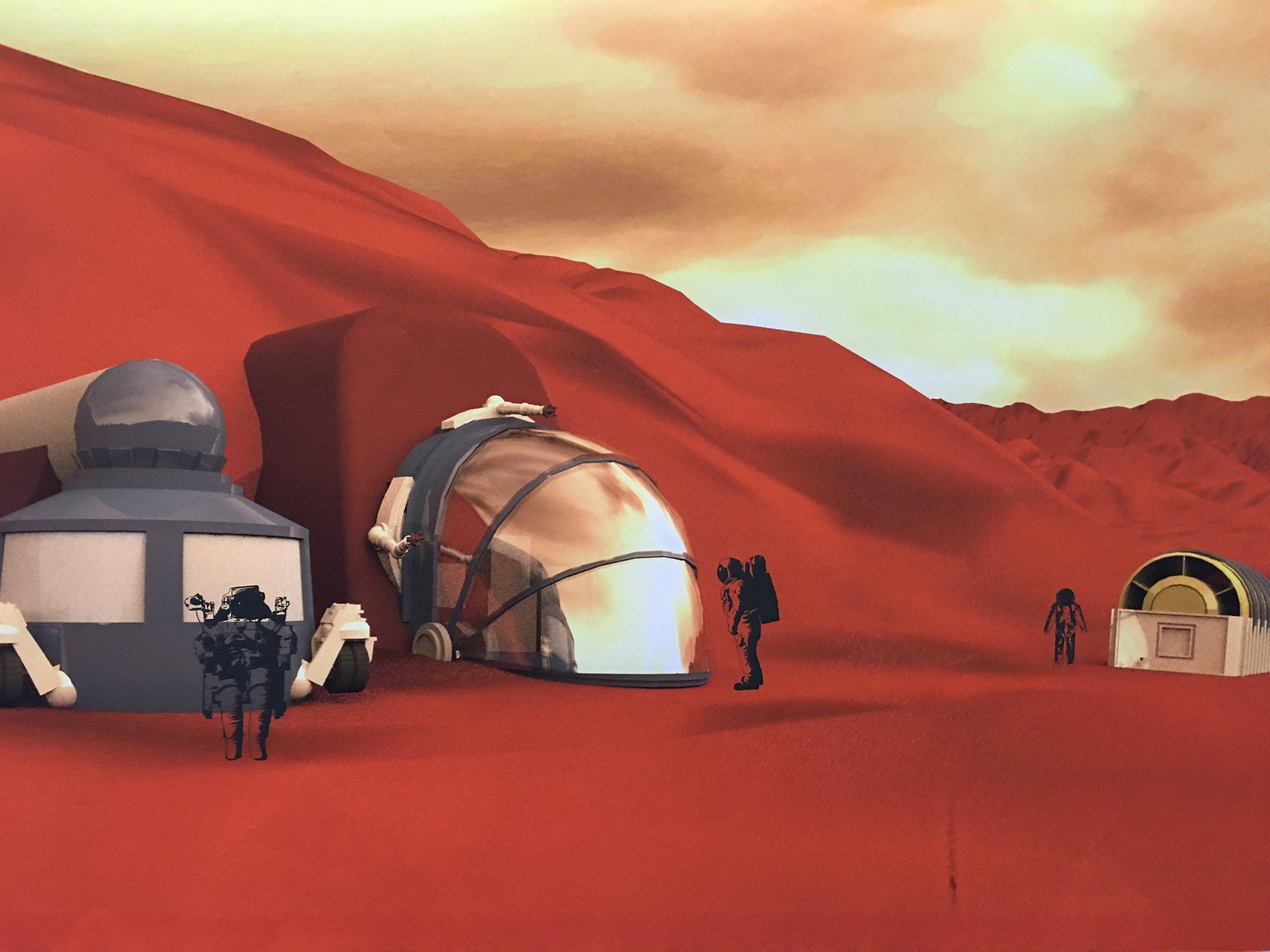 Pratt X-Hab Mars Surface Habitat