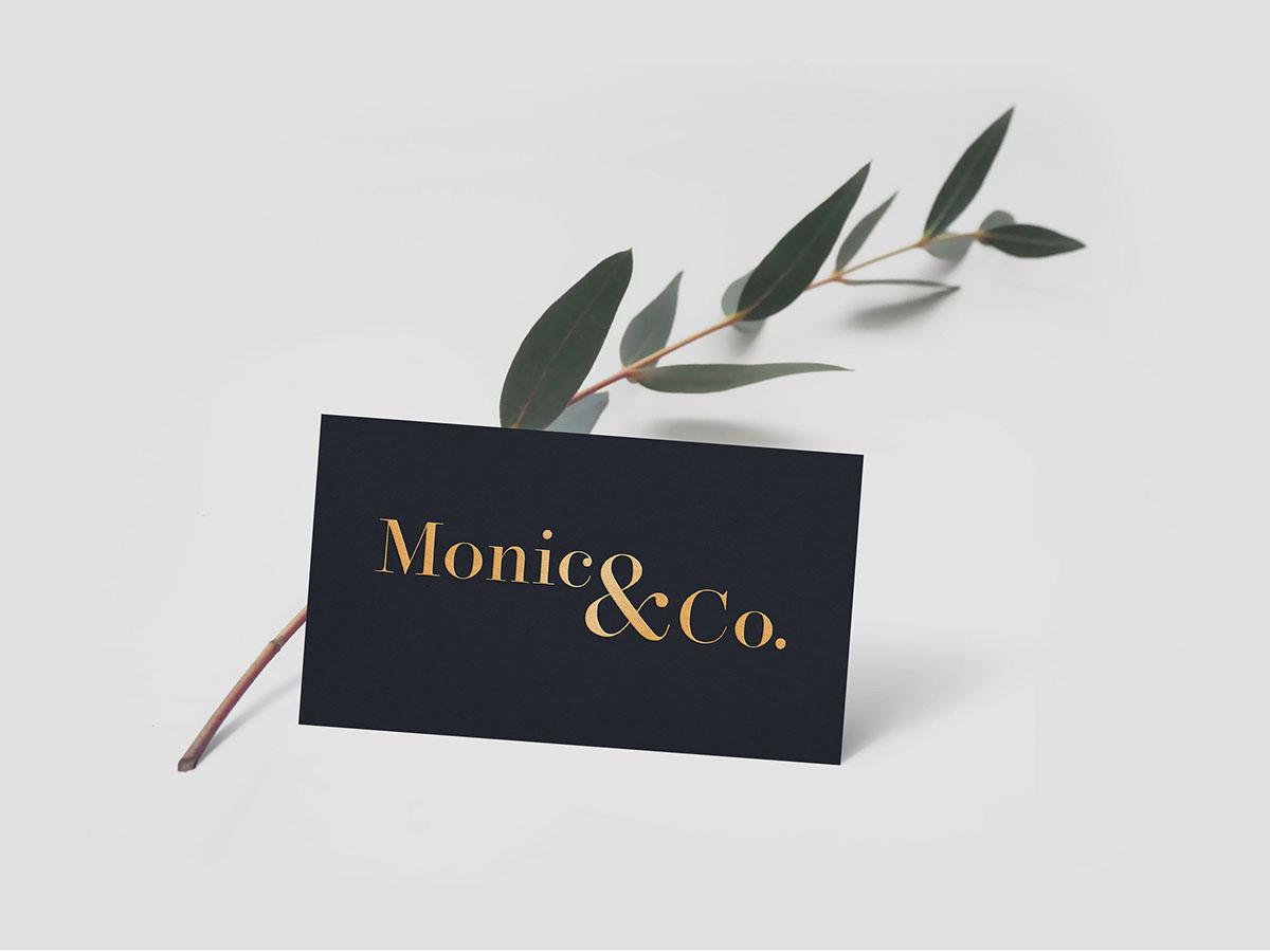 MONICO & CO BRANDING