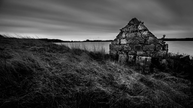 Ruin by Corby Loch