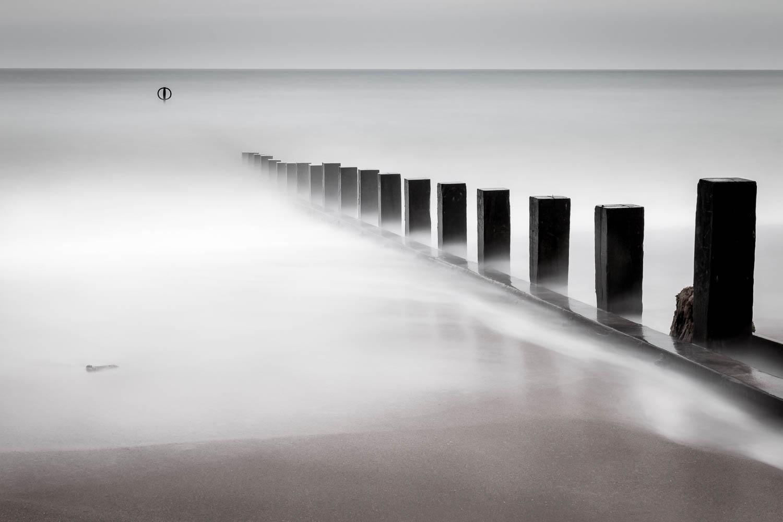 A 100 second exposure on Aberdeen Beach.