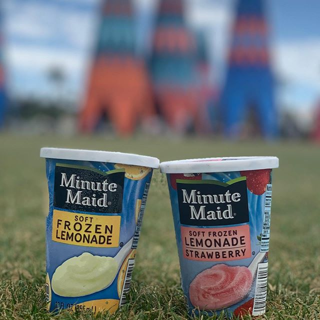 Happy Hump Day!!! Here's to a Frozen Lemonade on a hot day 😉 . . . . #tryitordiet #foodyfetish #churros #pretzels #tastemade #eventspecialists #frozenlemonade #LA #minutemaid #eventplanning #lovefoodextra #vendor #foodvendor #catering #insiderfood #losangeles #foodbeast #insider #thrillist  #churrolyfe #musicfestival #festivals #concert  #foodnetwork #eater #hypebeast #eatingfortheinsta #laeats #churrocart