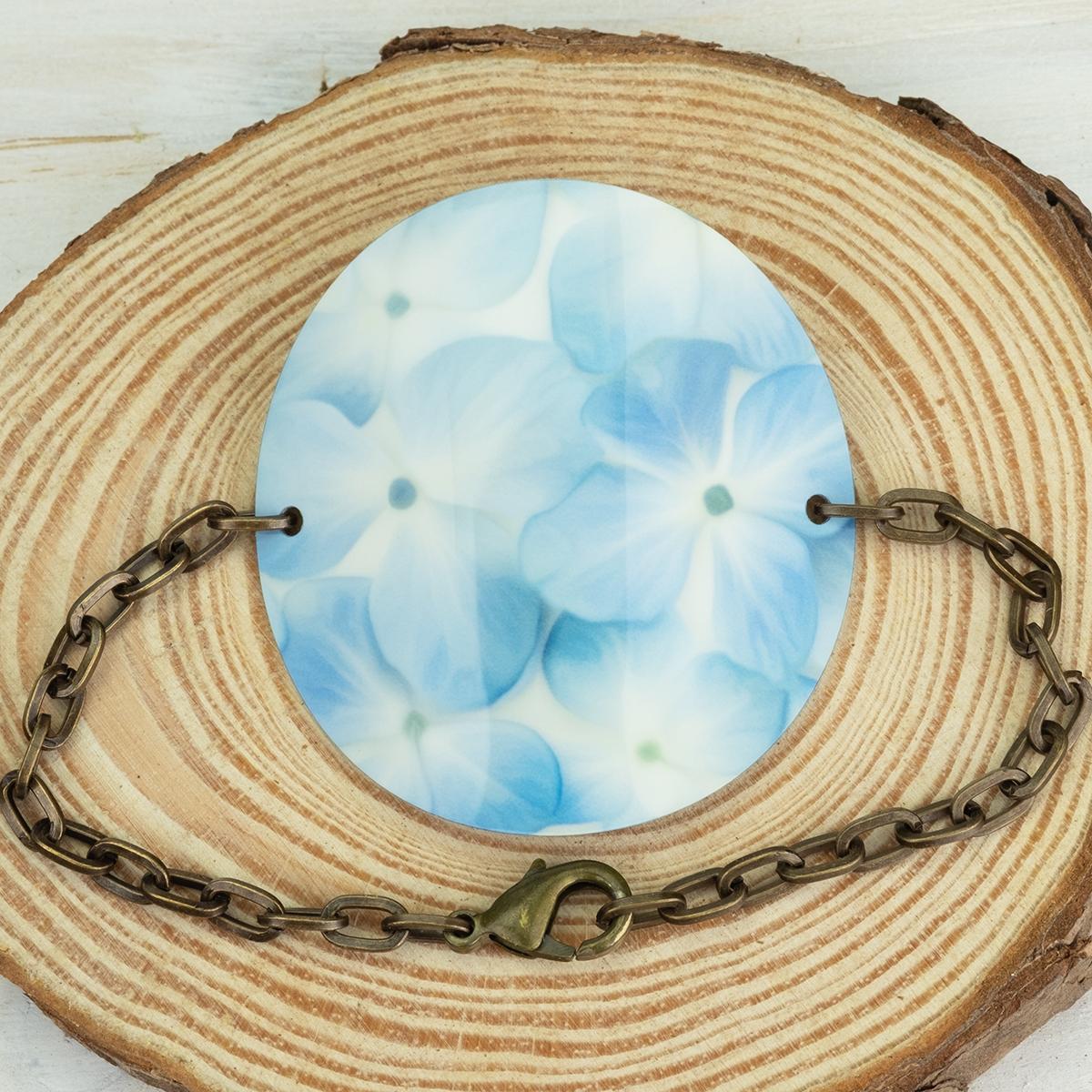 Hydrangea Bracelet