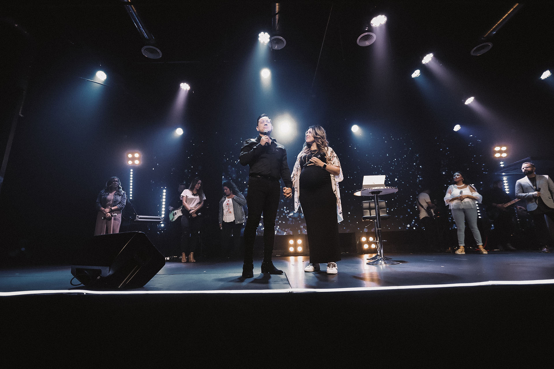 A Special Message from Senior Pastors Josiah and Marie Silva - We want to invite you to join us and so many others for this year's FREEDOMHOUSE CONFERENCE 2019! We want to see you there!Blessings,Pastor Josiah and Marie Silva