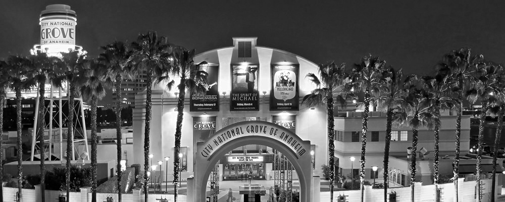 FREEDOMHOUSE CONFERENCE 2019 VENUE - CITY NATIONAL GROVE OF ANAHEIM