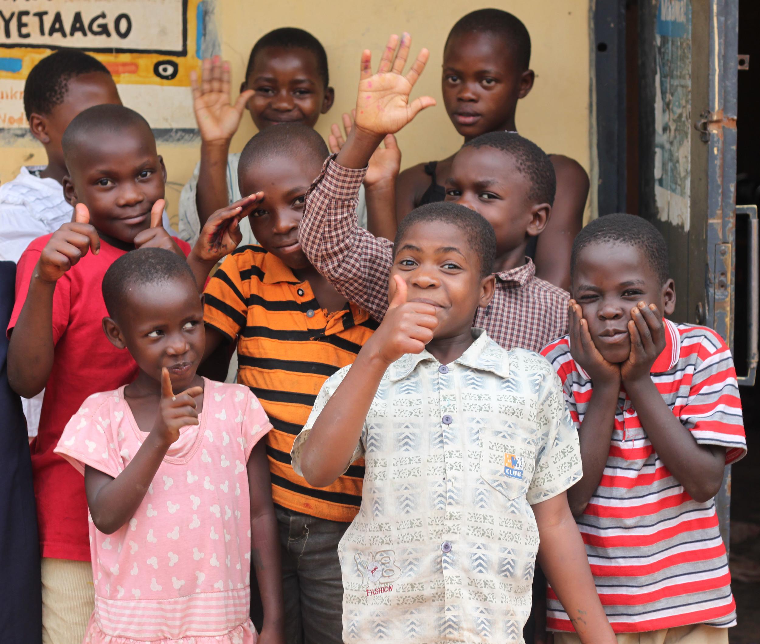 John Awamu Foundation Bwaise