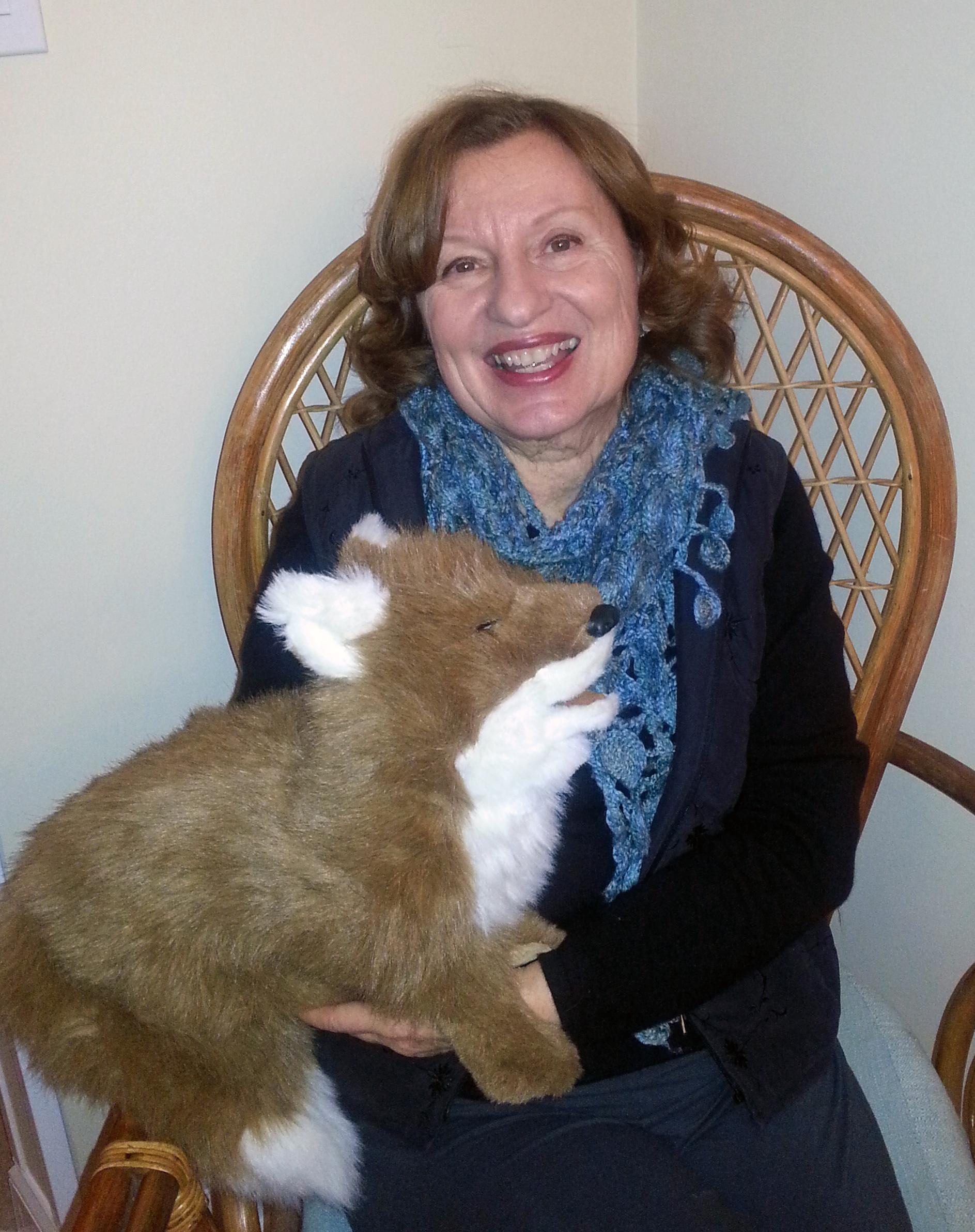 Storyteller Rosemary Wright