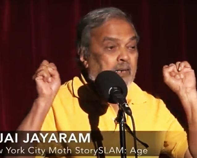 GK Jai Jayaram, 1:25 pm
