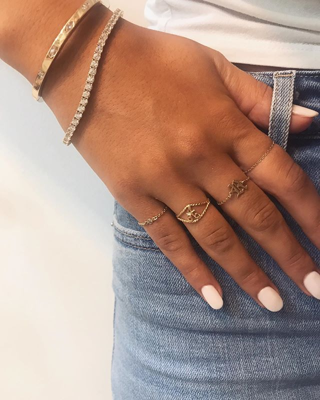 Don't wait to be gifted, gift yourself💎 . . . . . #imperfectaddiction #love #jotn #jotd #jewelryinspo #businessowner #instafashion #fashioninspo #goldring #dainty #gold #14kgold #wearewomenowned #smallbusinesstips #minimaljewelry #femalefoundercollective #glow #albanian #gifts #giftideas #NYC #solidgold #jewelrylover #glowup #giftsforher #smallbusiness