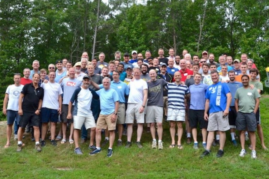 GBC's Annual Men's Retreat