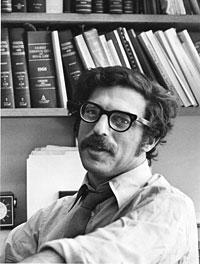 Michael Meltsner, circa 1970. Courtesy Michael Meltsner.