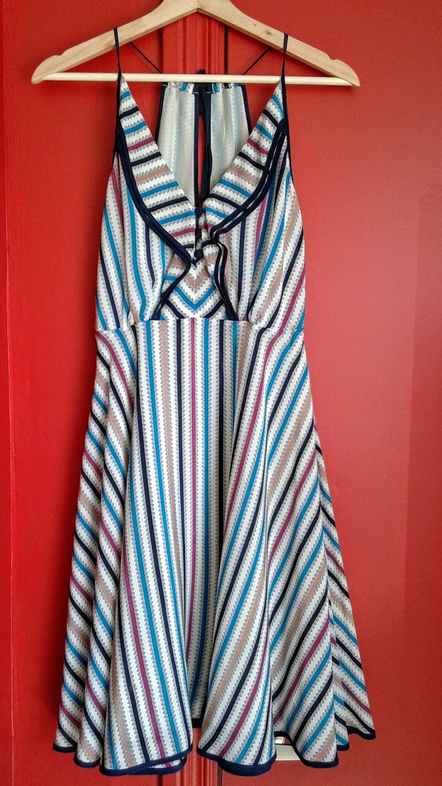Girls From Savoy  dress; size S; $58