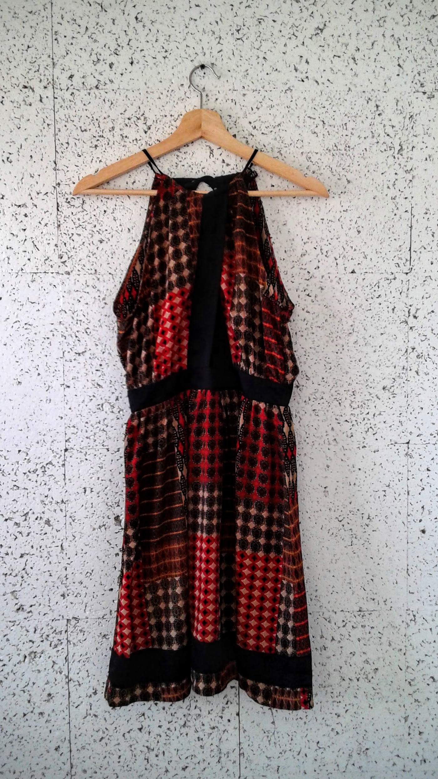 Doe & Rae  dress; Size S, $26