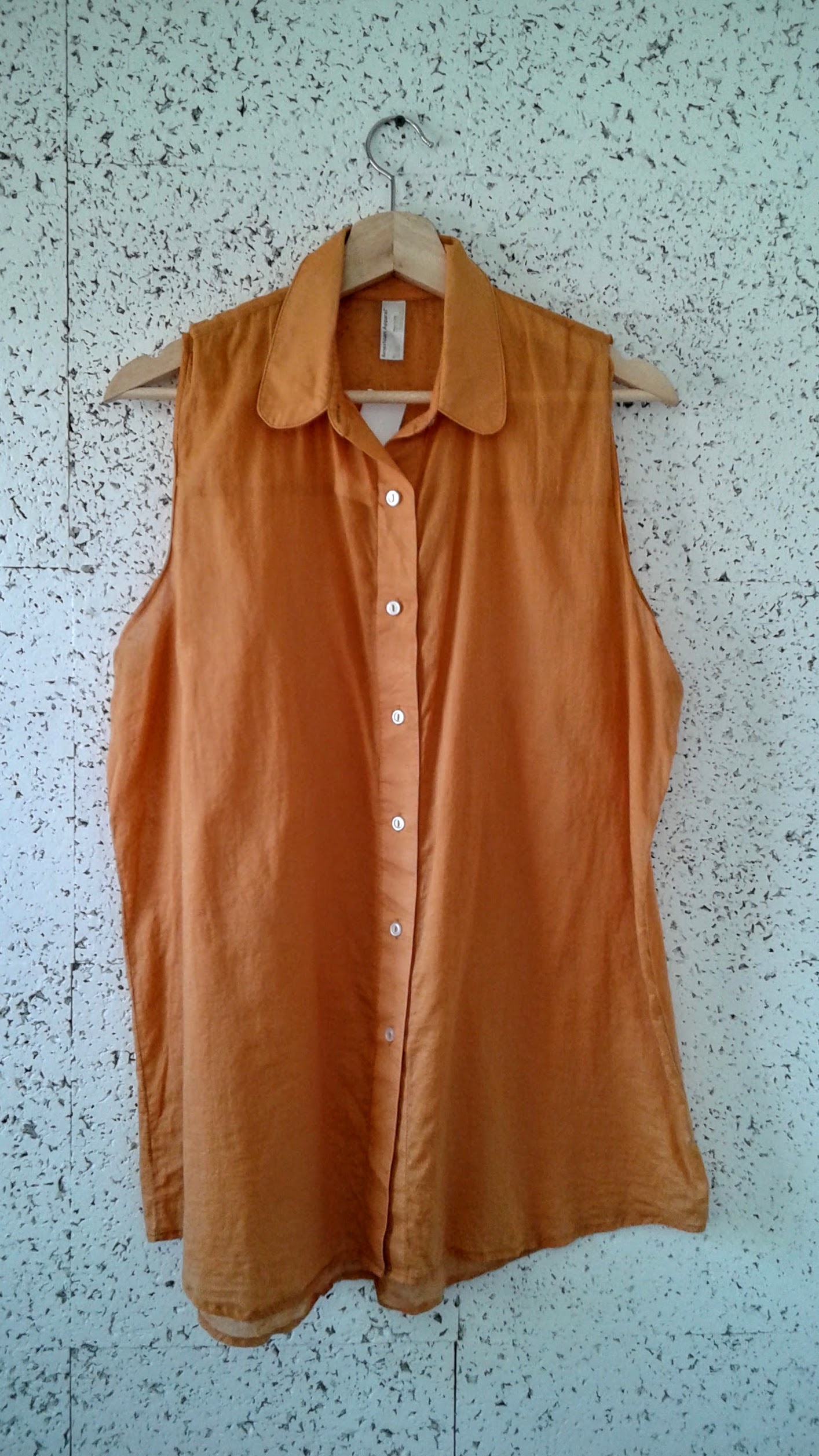 American Apparel  top; Size M/L, $20