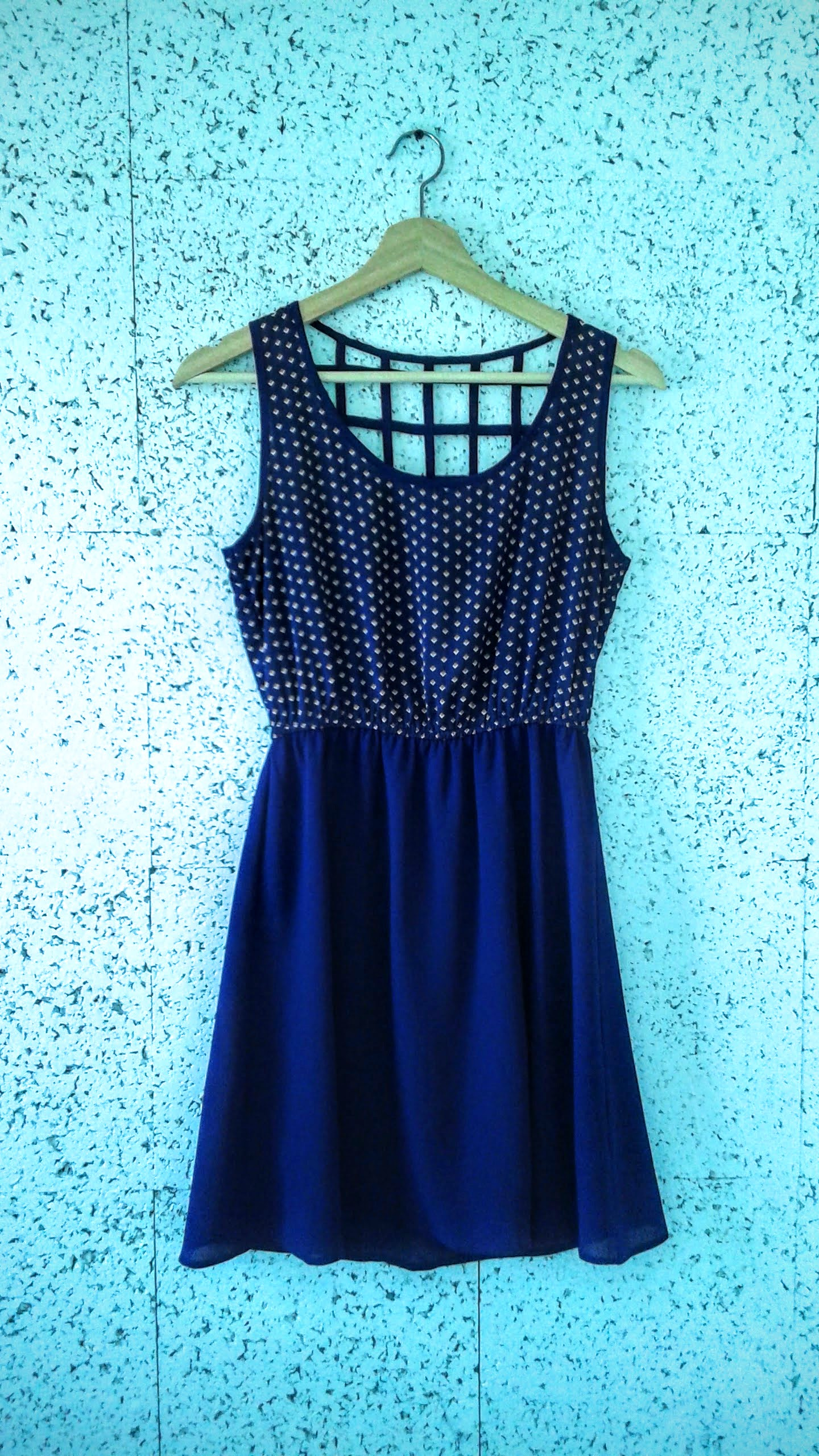 Blu Pepper  dress; Size S, $28