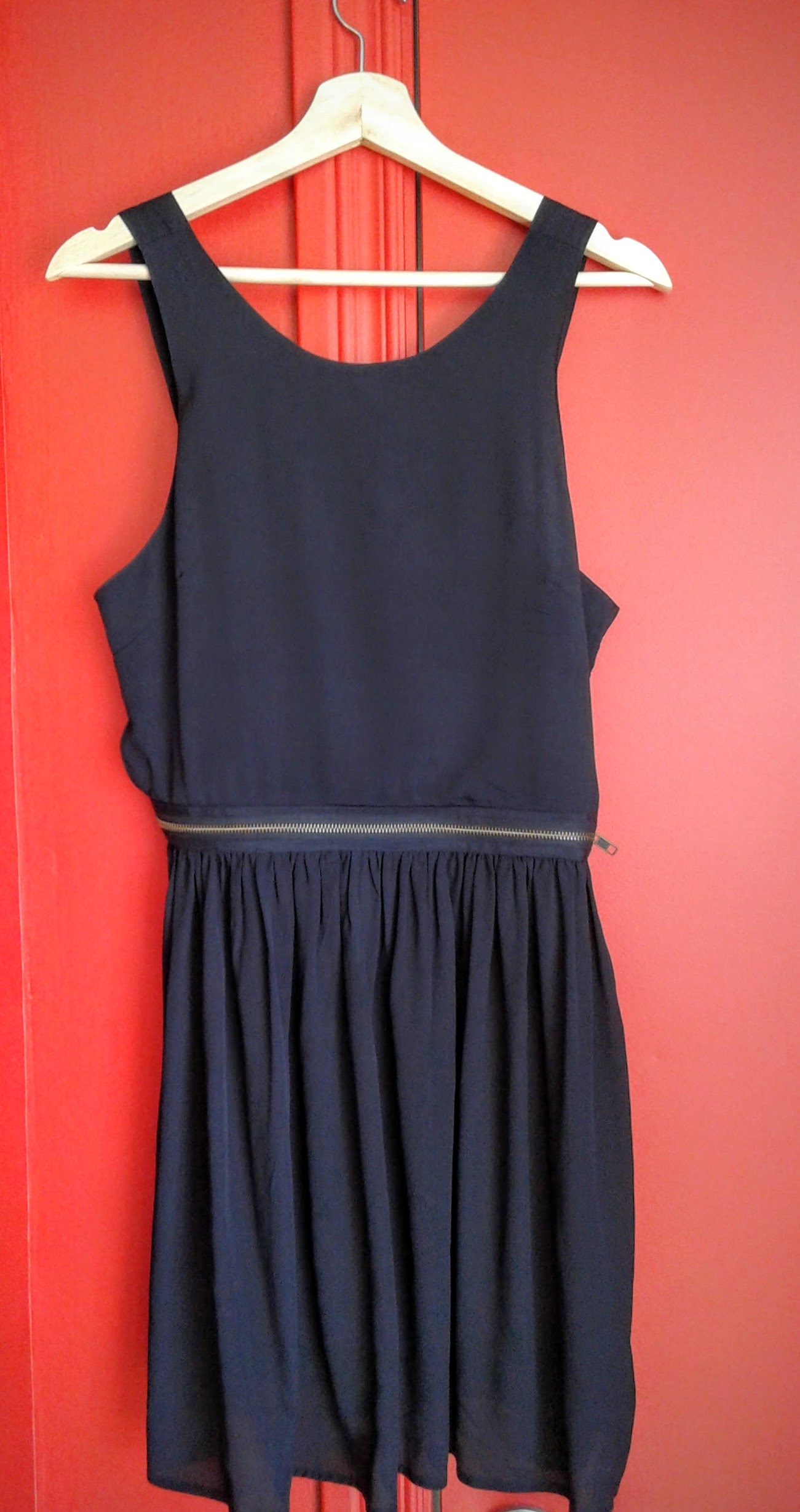 Topshop dress; Size 6, $30