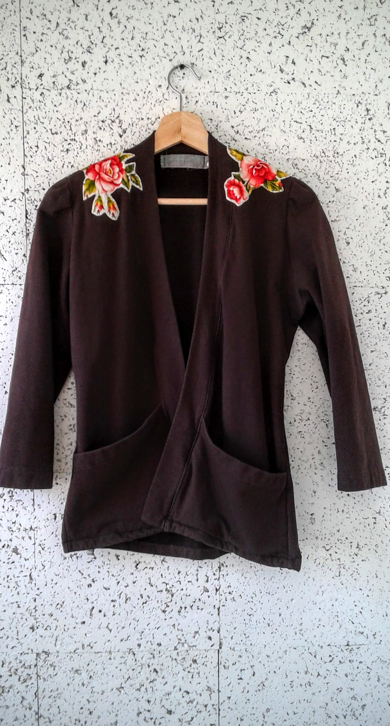 Fridget jacket; Size S, $32
