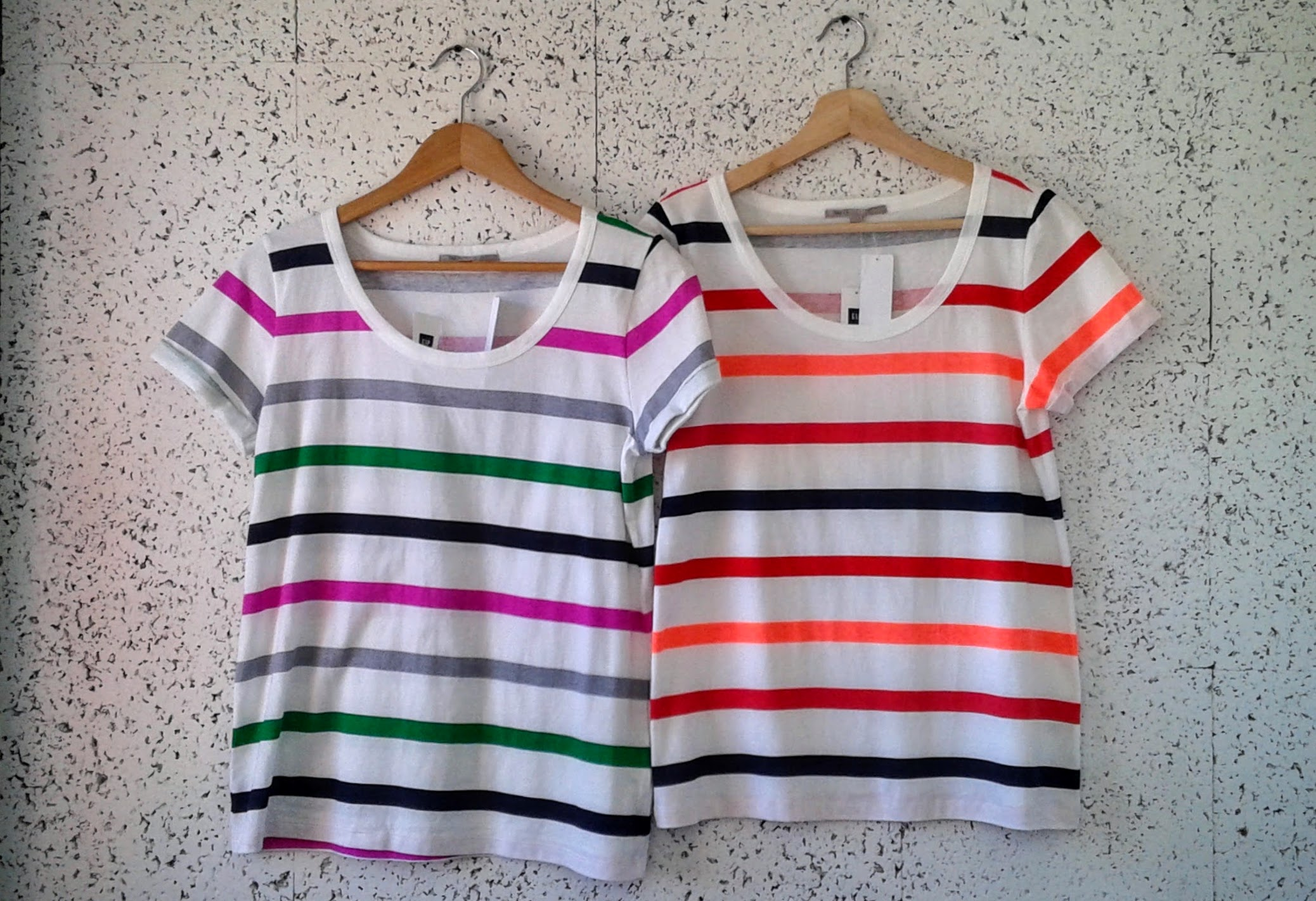 Gap tops (NWT); Size M, $20 each