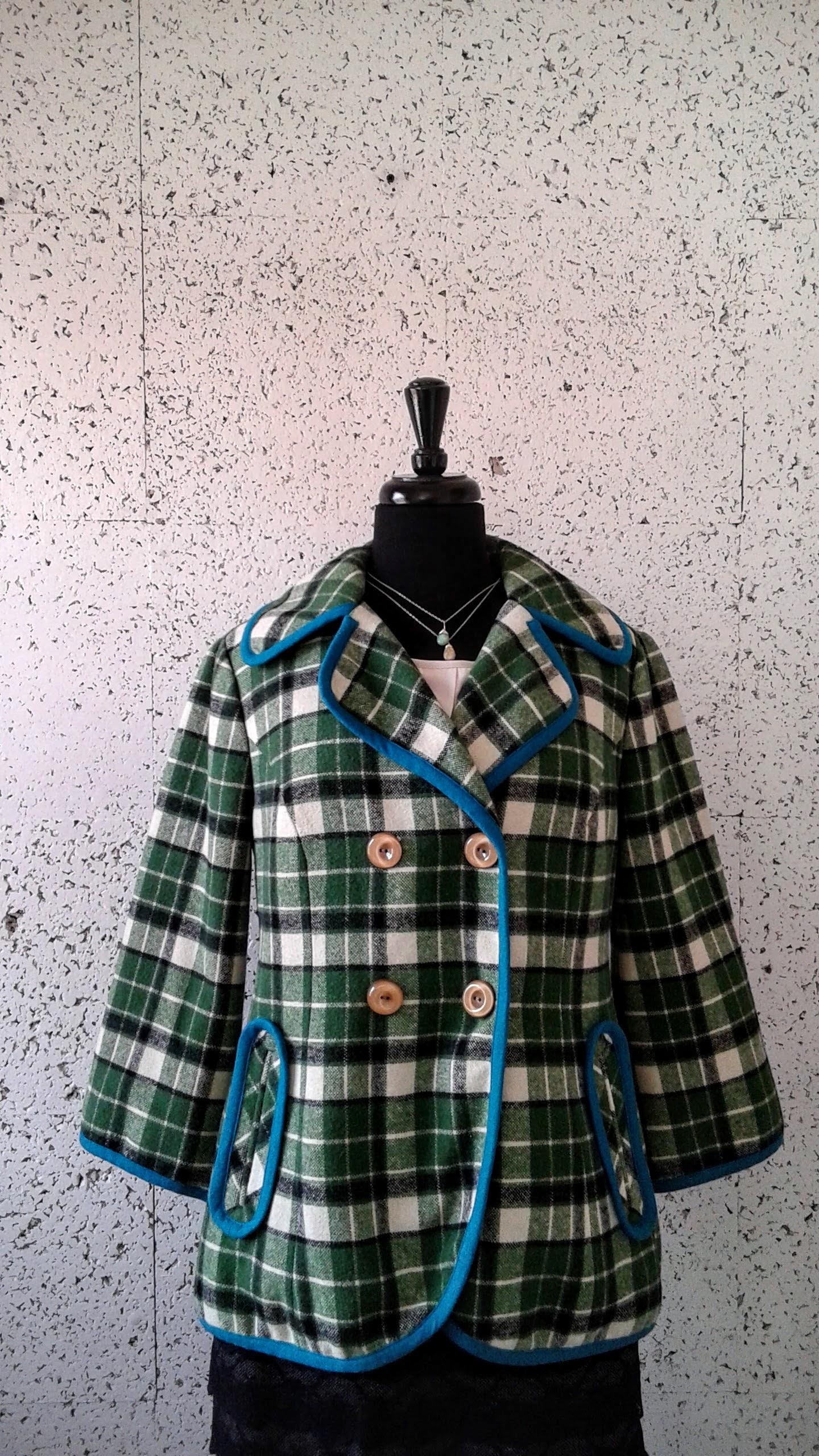 Tabitha coat; Size S, $45