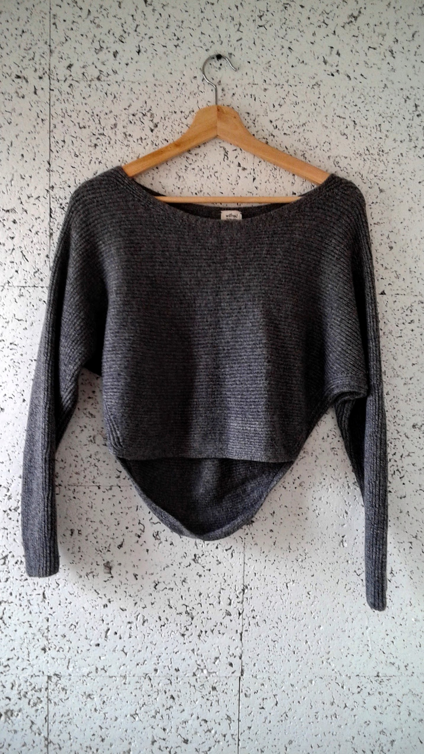 Wilfred top; Size S, $36