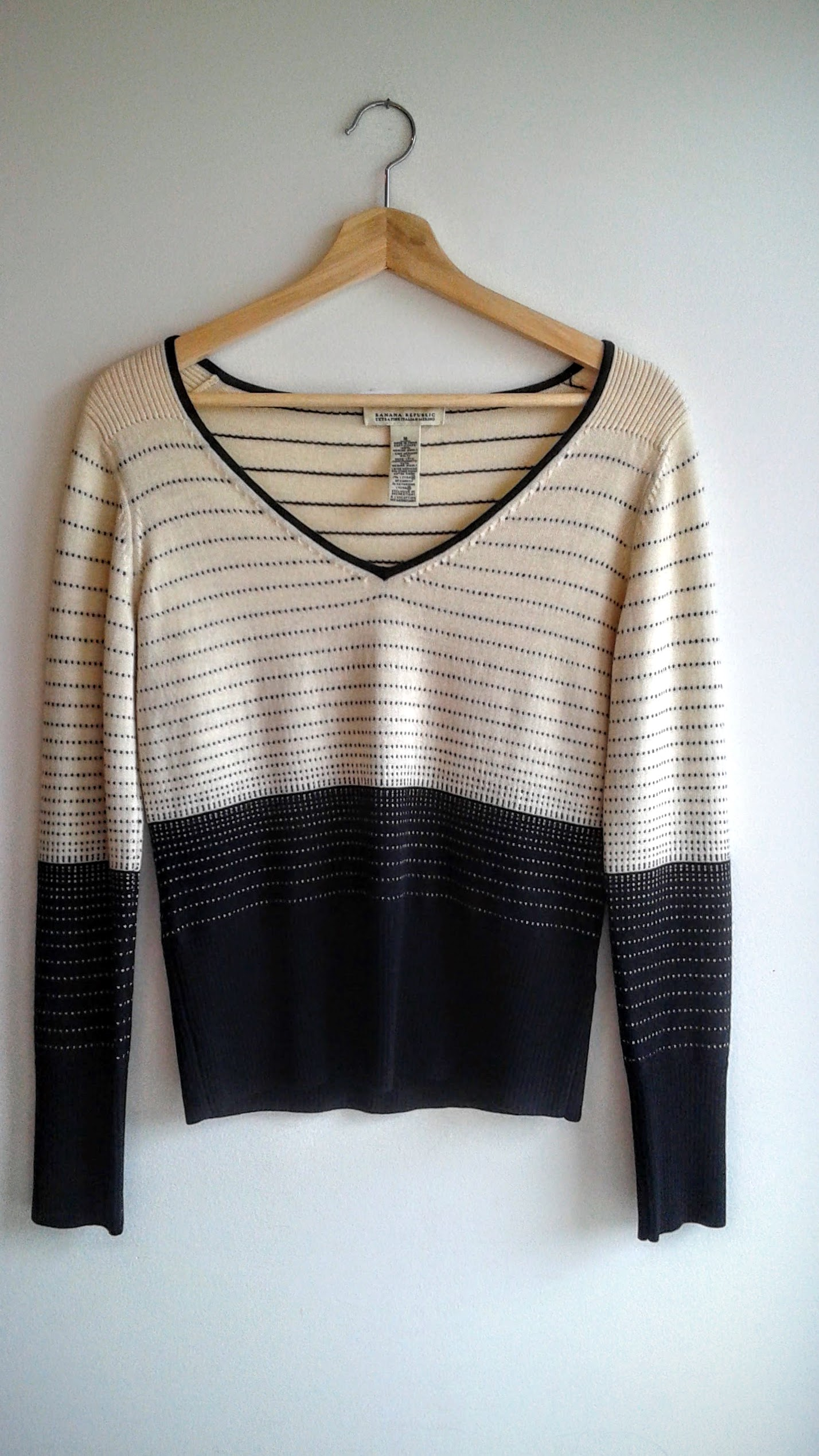 Banana Republic  sweater; Size M, $26