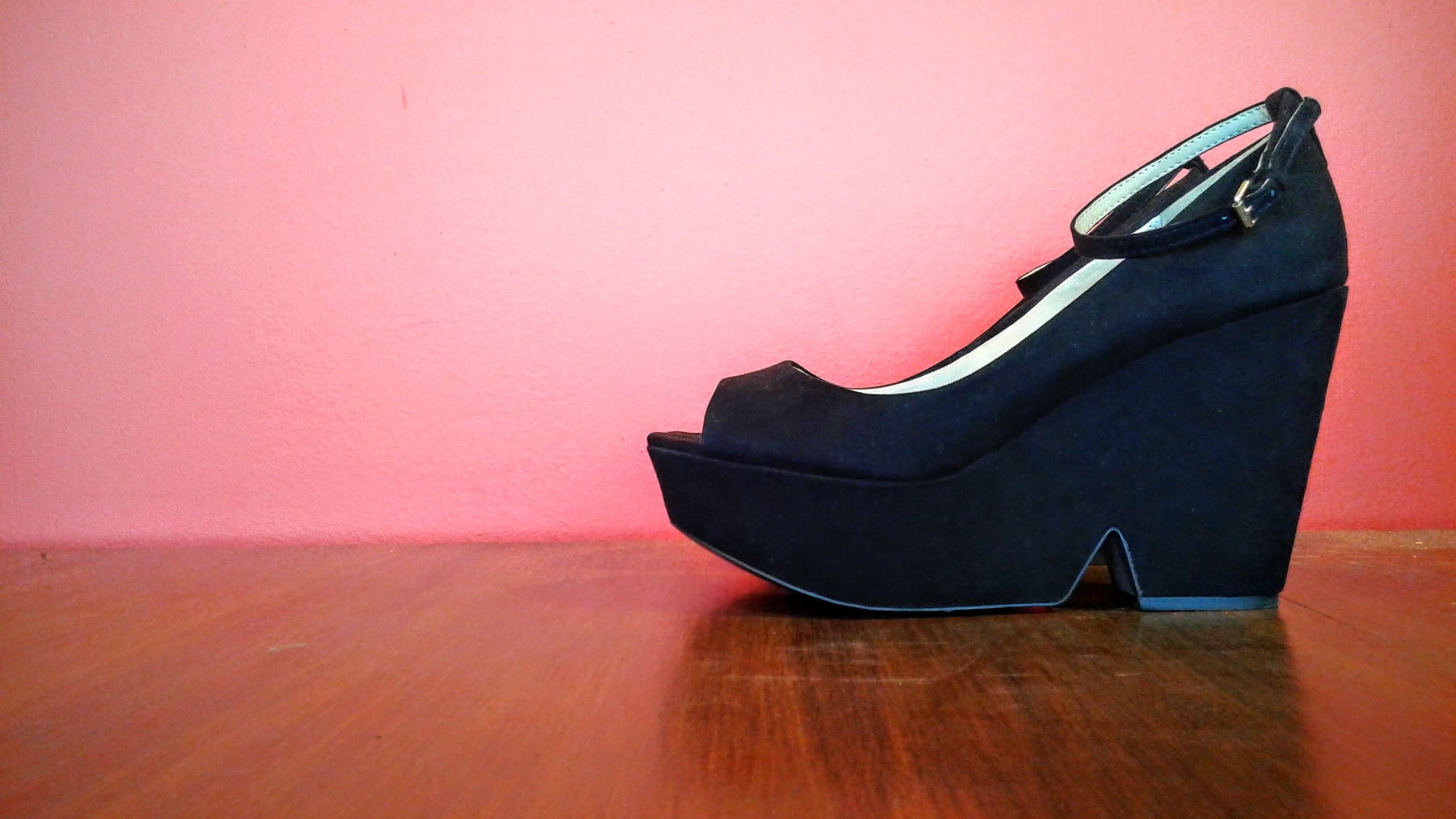 Zara  shoes; S7, $28