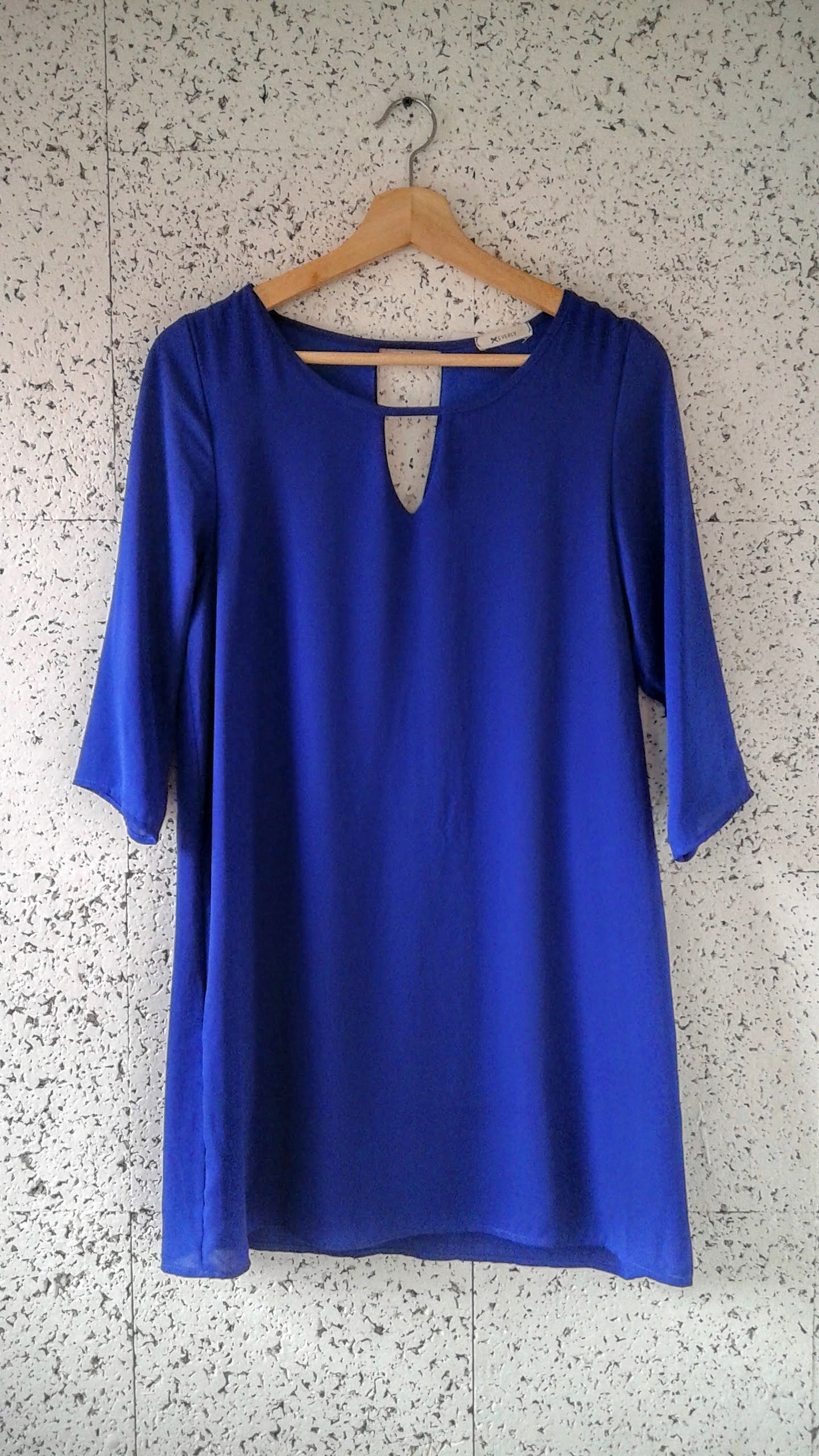 Everly  tunic; Size S, $36