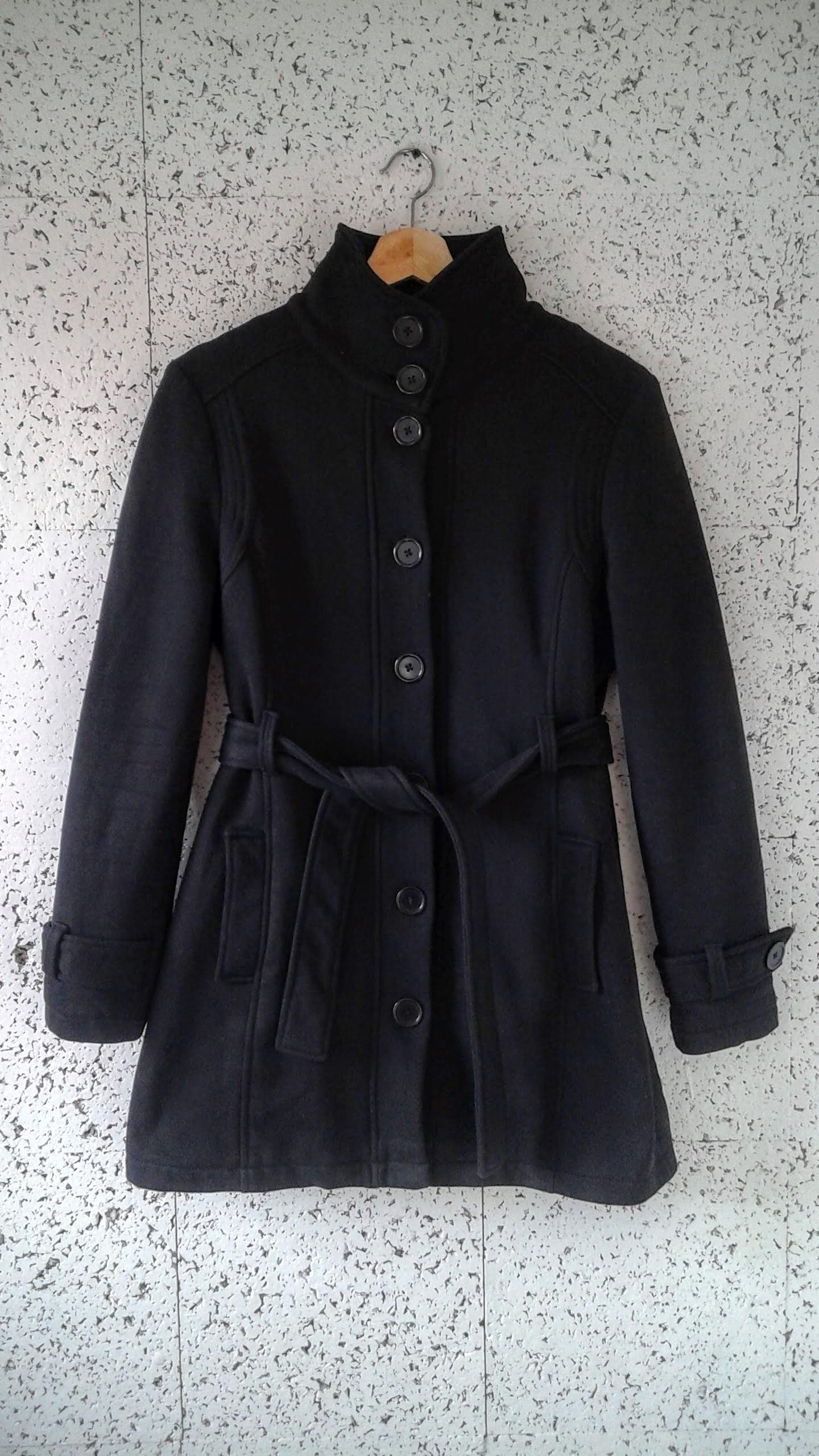 Three Stones coat; Size M, $58
