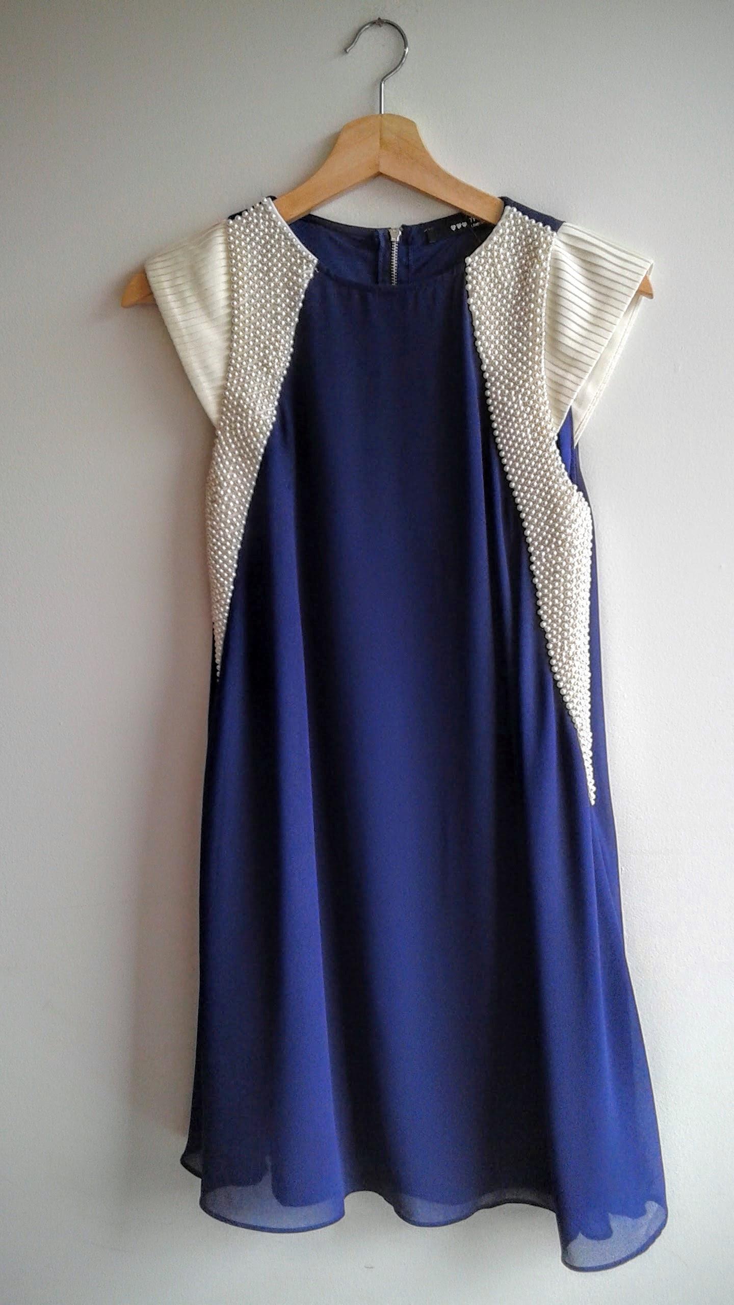 TFNC London  dress; Size S, $30