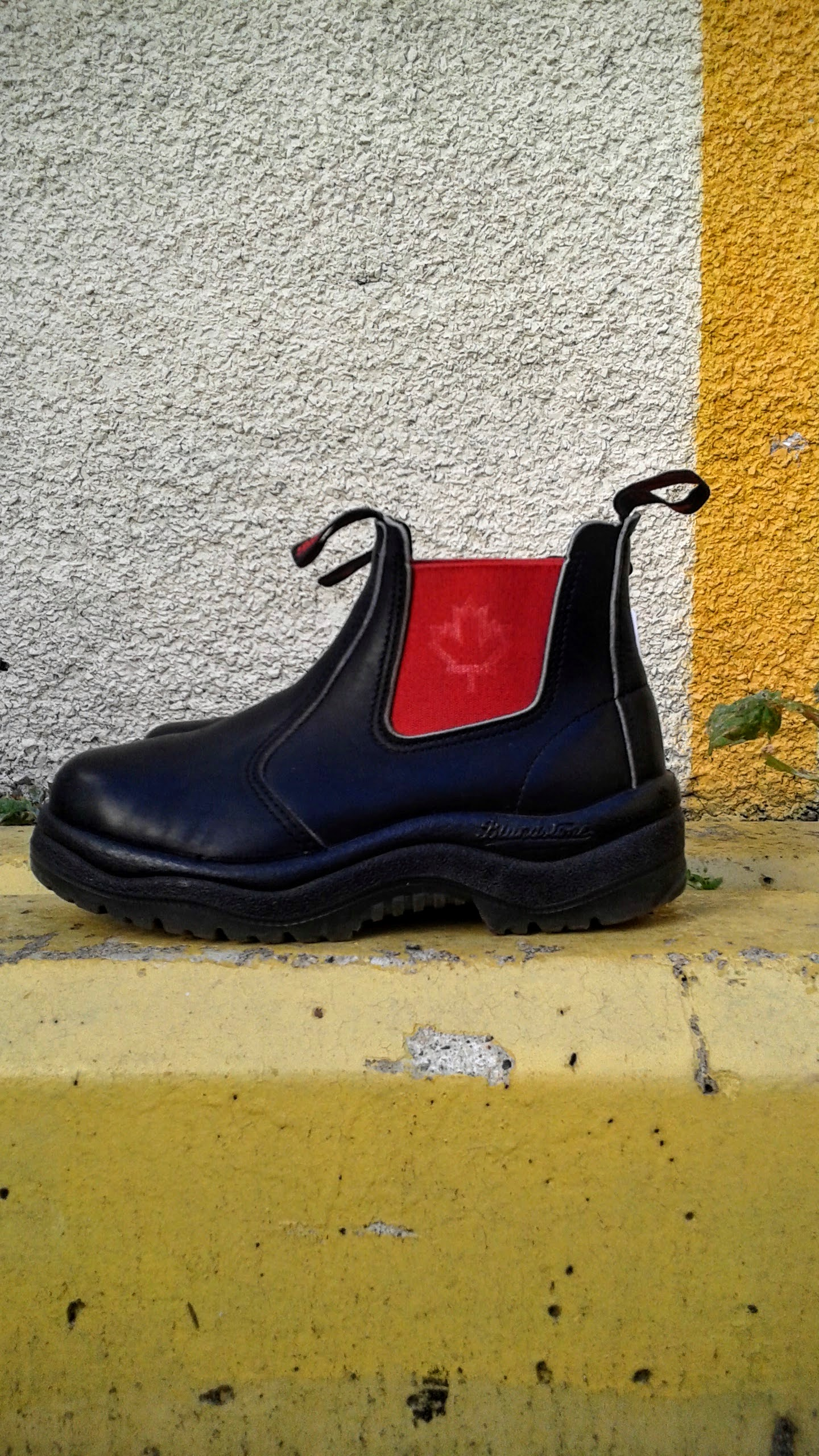 Blundstone boots; S6.5, $95