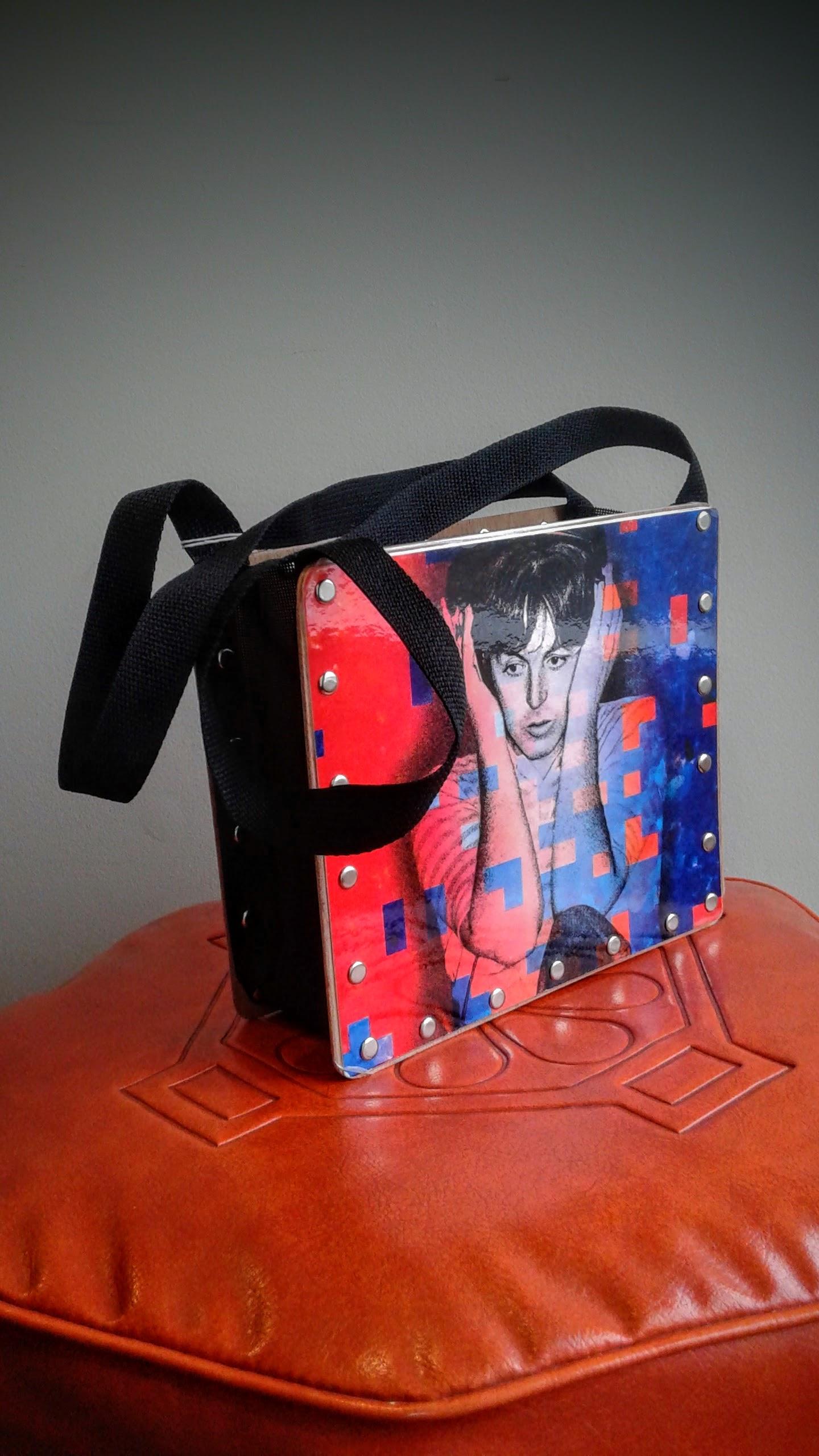 Paul McCartney bag, $22