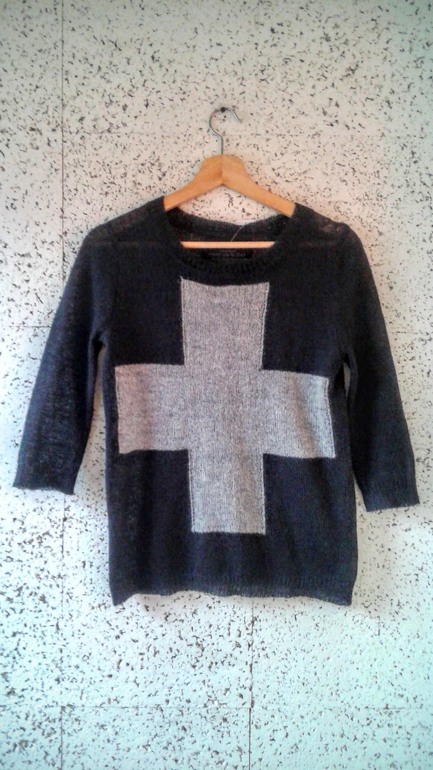 PRESS  sweater; Size XS, $30