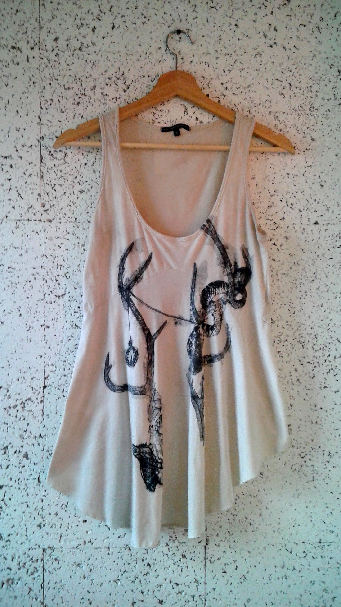 Truely Madly Deeply top; Size S, $20