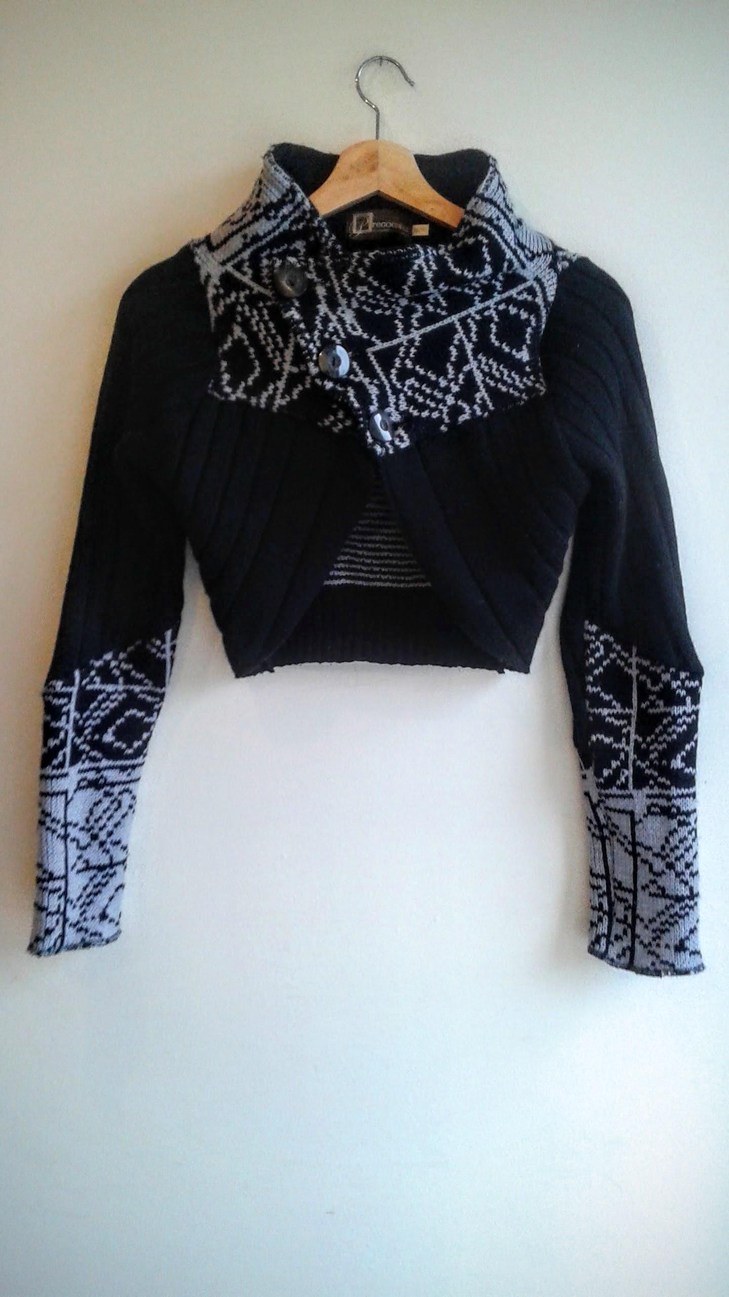 Precious sweater; Size S, $34