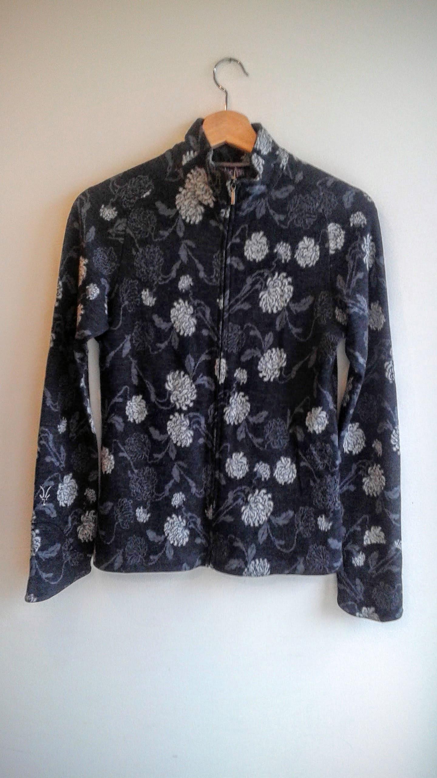 Ibex sweater; Size M, $26