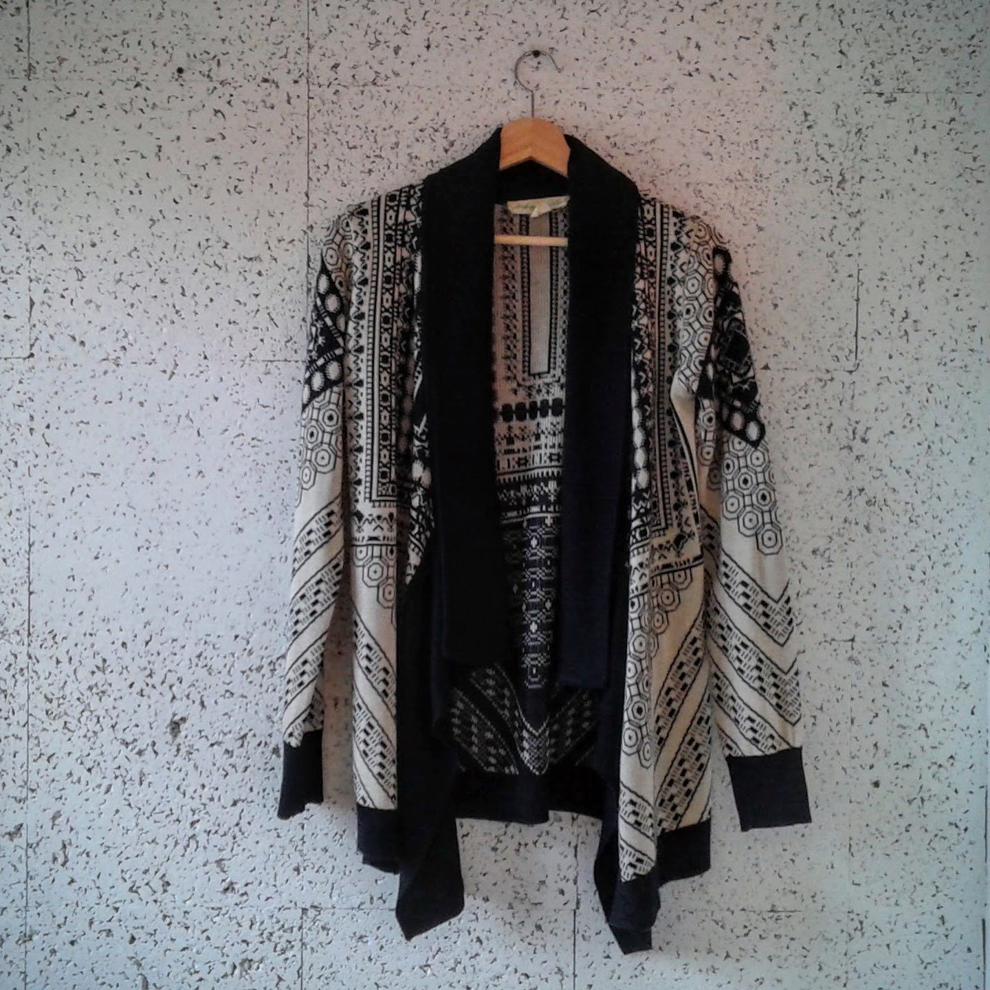 Staring at Stars sweater; Size S, $26
