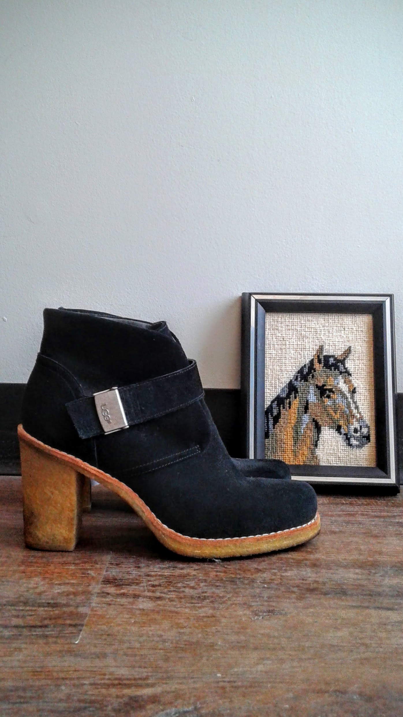 Ugg boots; S8, $68