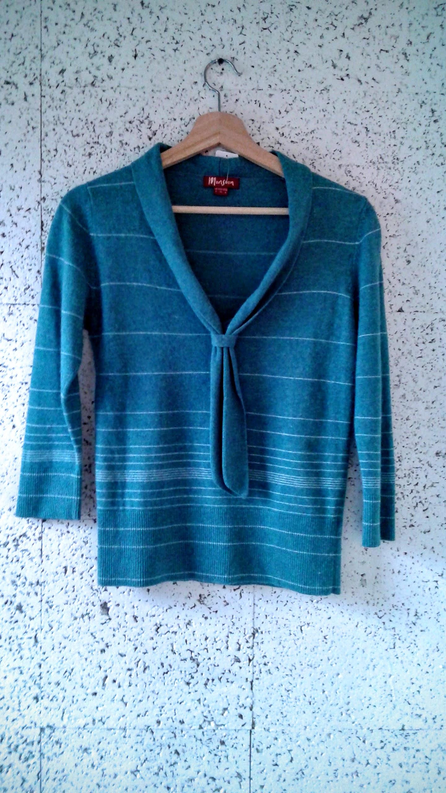 Monsoon  sweater; Size S, $26