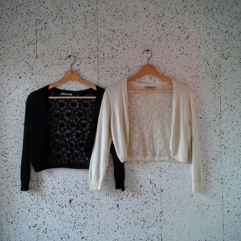 Kookaï sweaters; each size S, $22 each