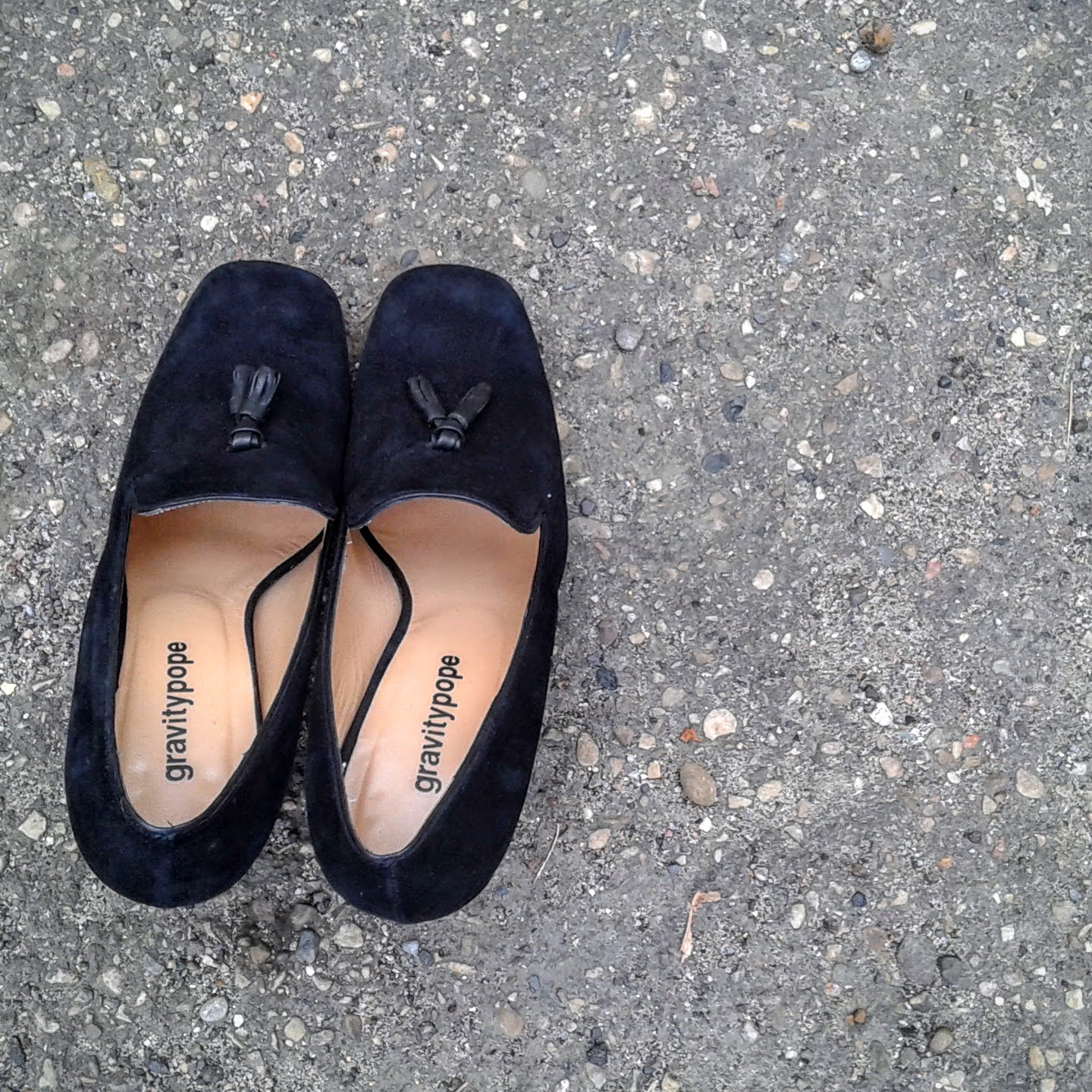 Gravity Pope shoes; S7, $46