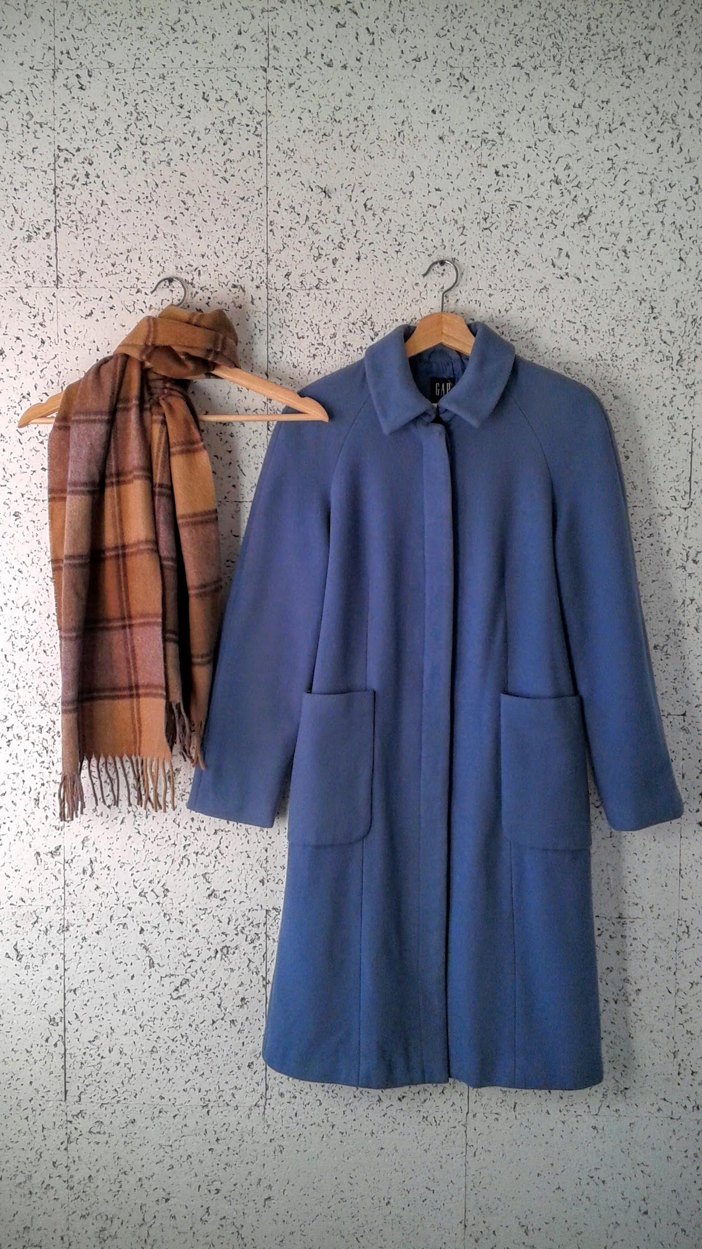 Italian wool Gap scarf, $18