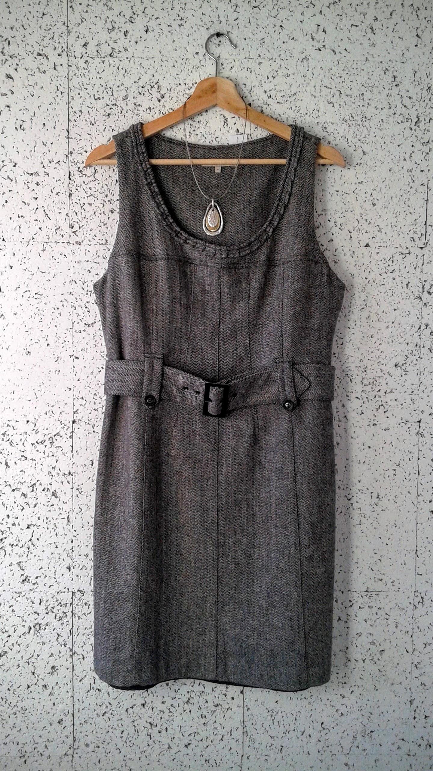 RW&Co dress,Size 10, $30; Necklace, $18